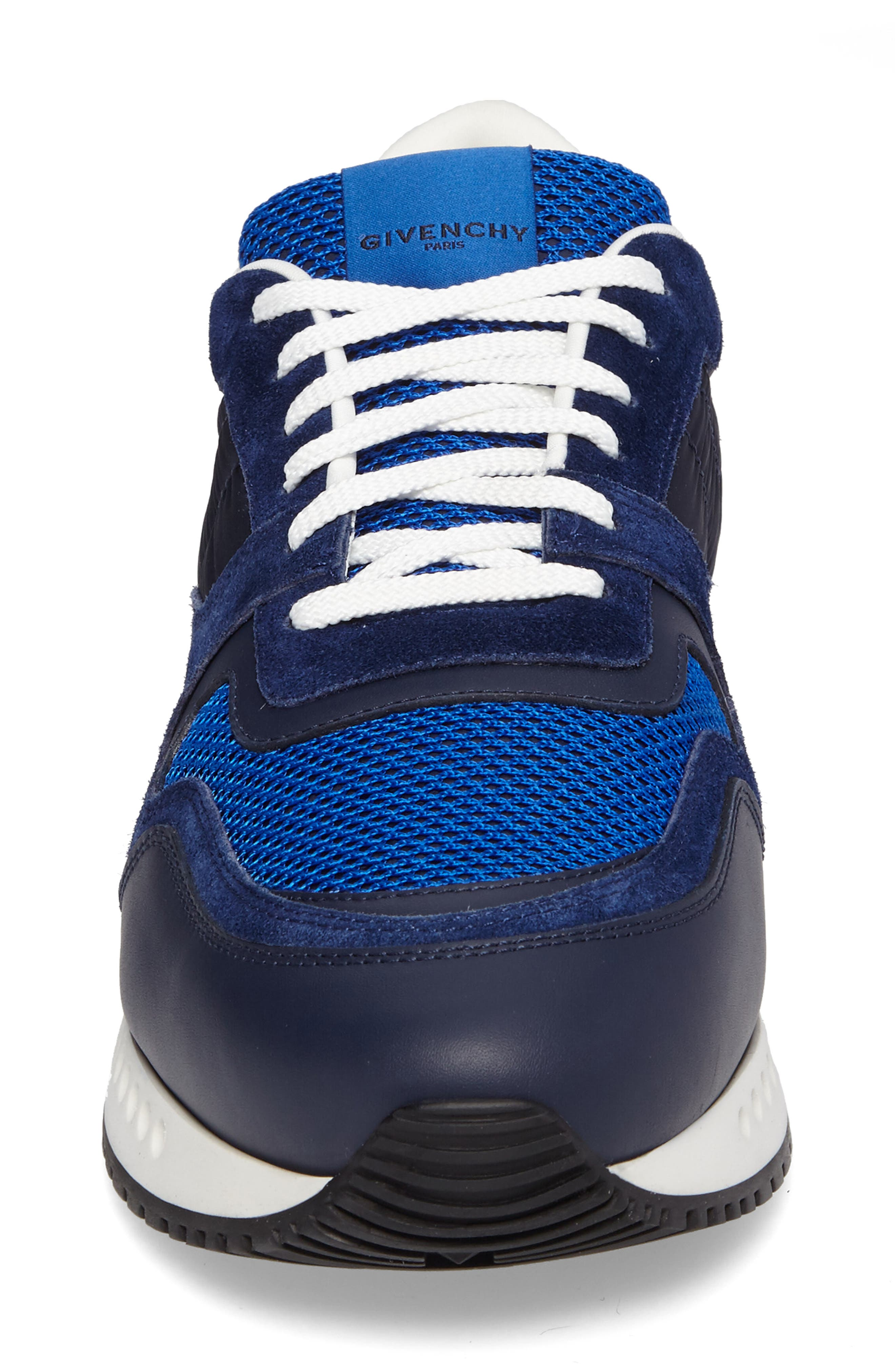 Alternate Image 4  - Givenchy Mixed-Finish Sneaker (Men)