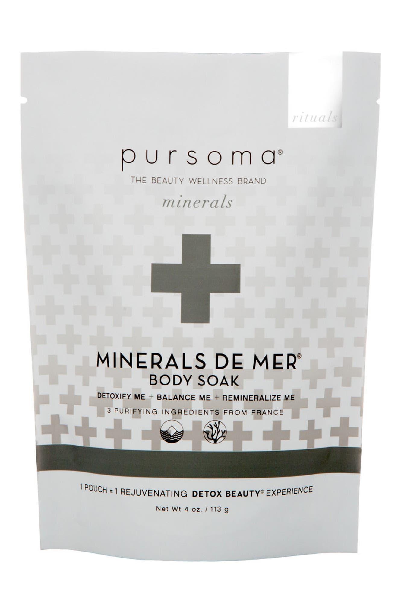 Minerals De Mer Body Soak