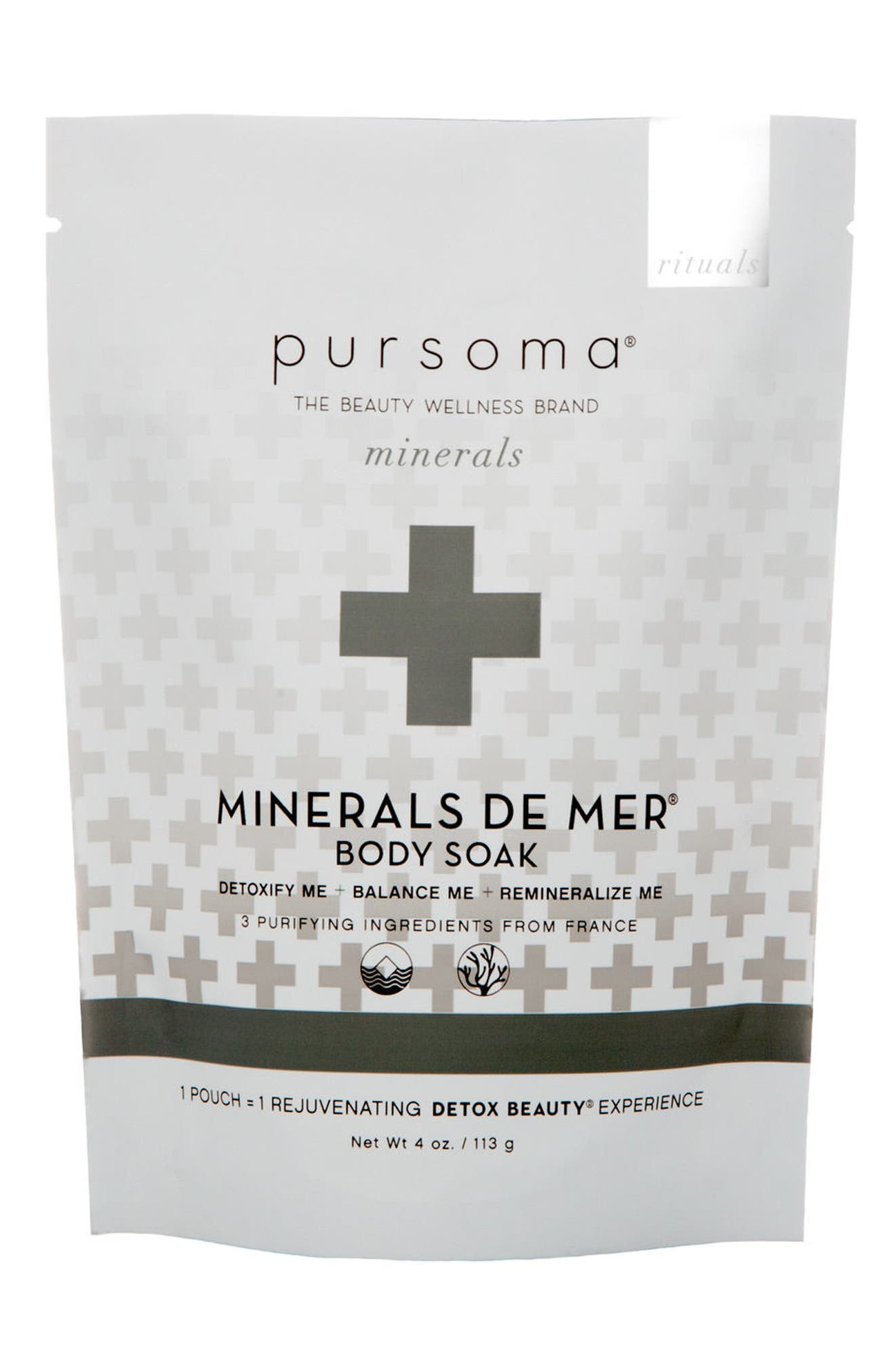 Alternate Image 1 Selected - Pursoma Minerals de Mer Body Soak