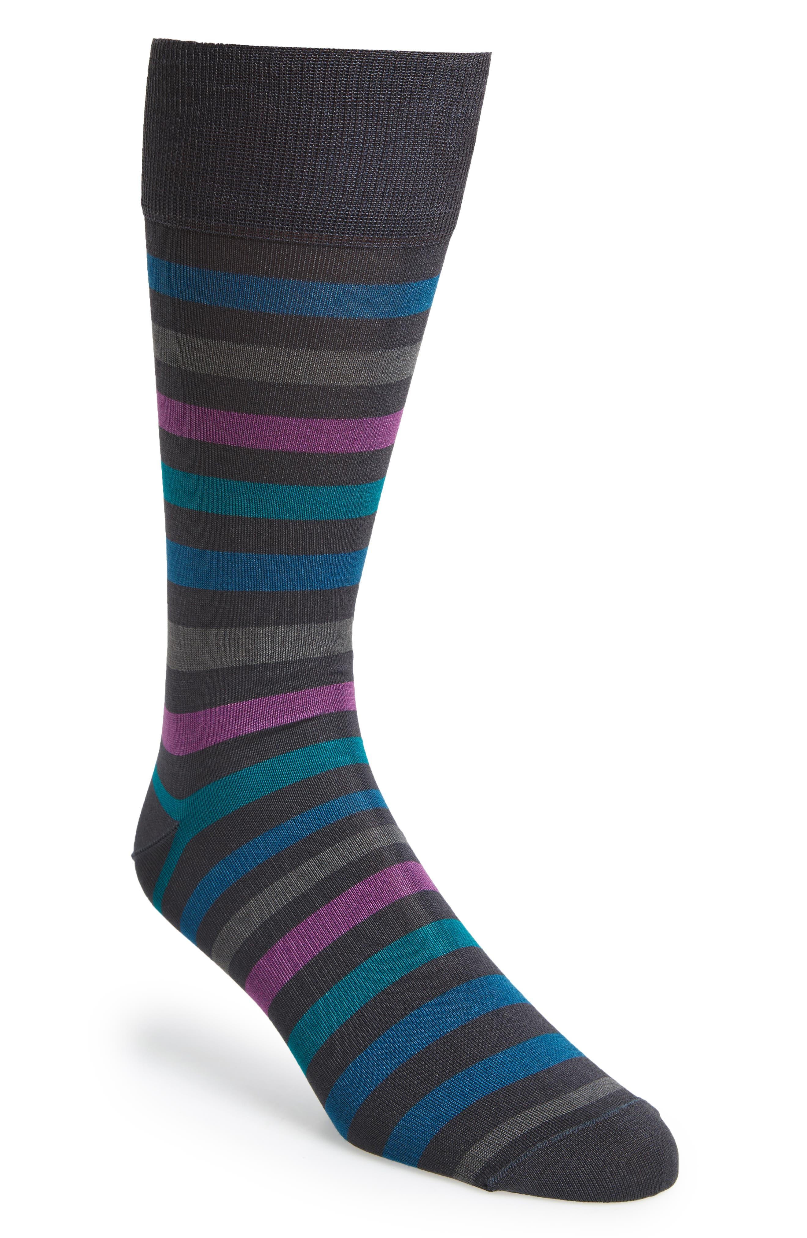 Calibrate Stripe Socks