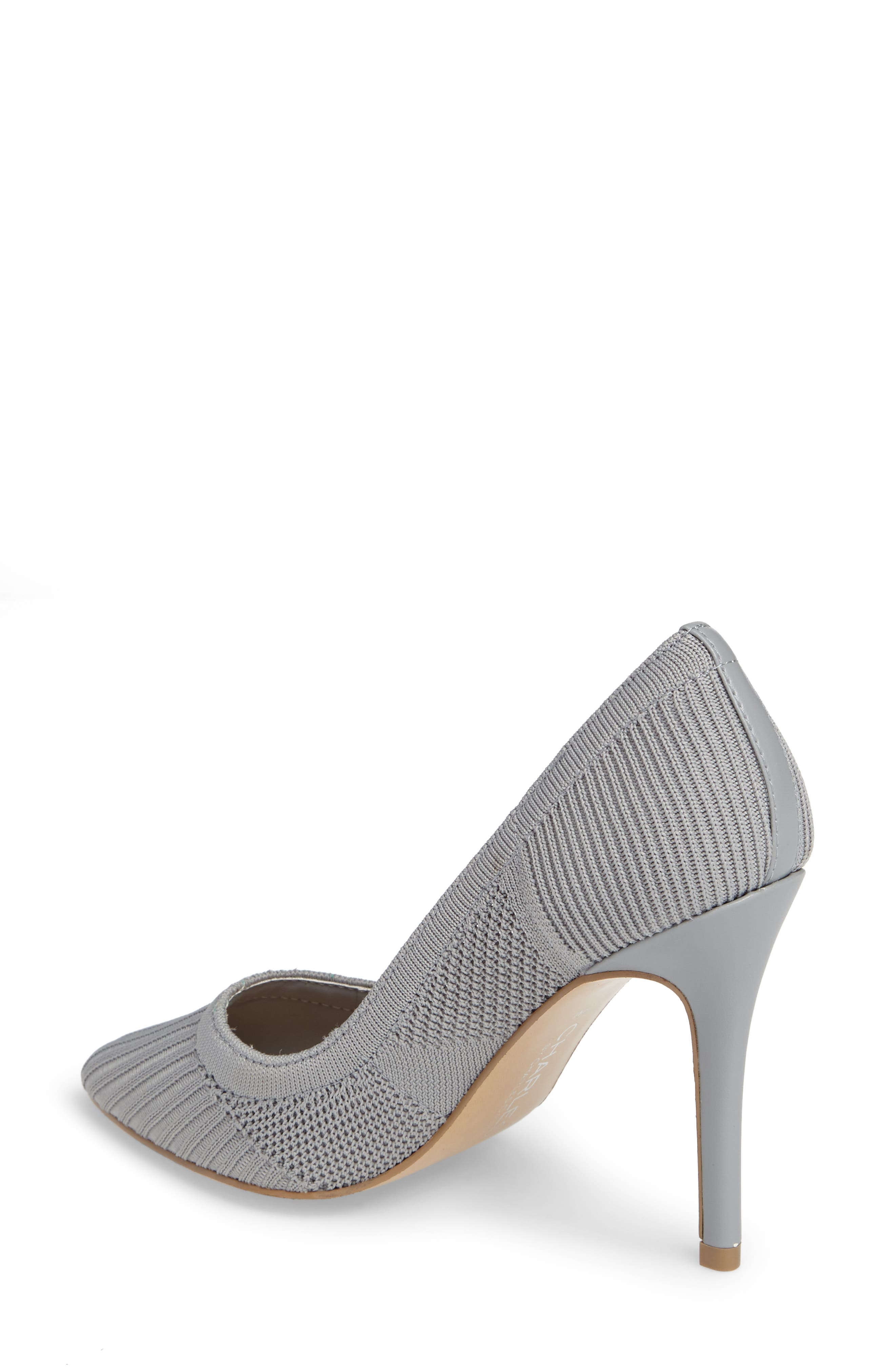 Alternate Image 2  - Charles by Charles David Pacey Knit Pump (Women)