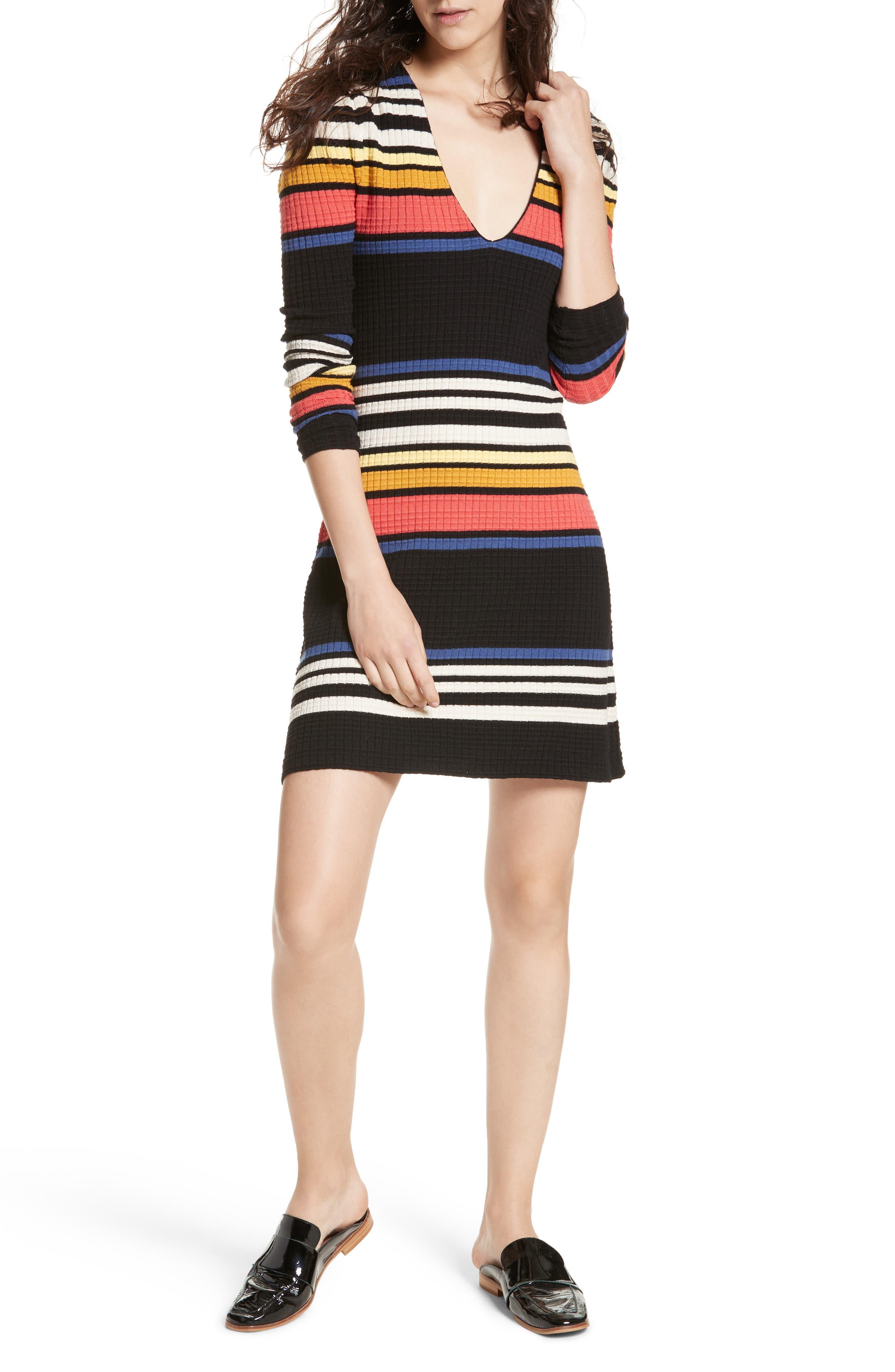 Alternate Image 1 Selected - Free People Gidget Sweater Dress