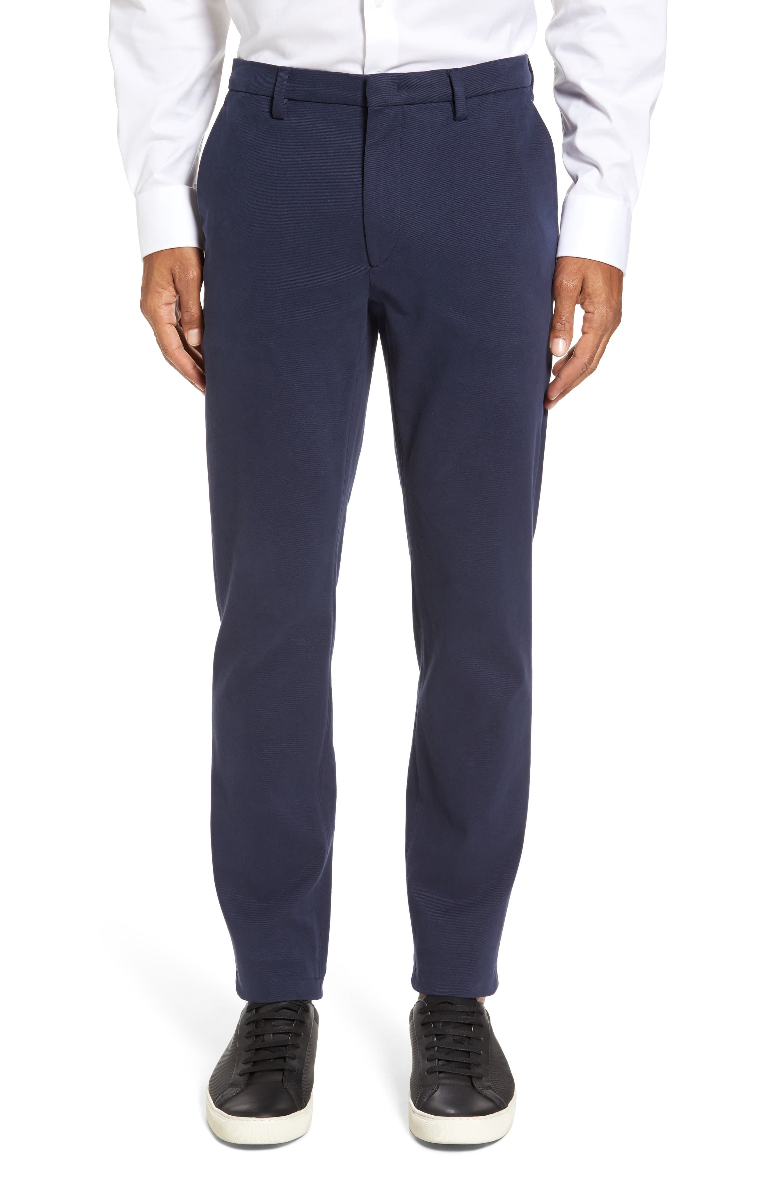 Kaito Stretch Chino Pants,                         Main,                         color, Blue