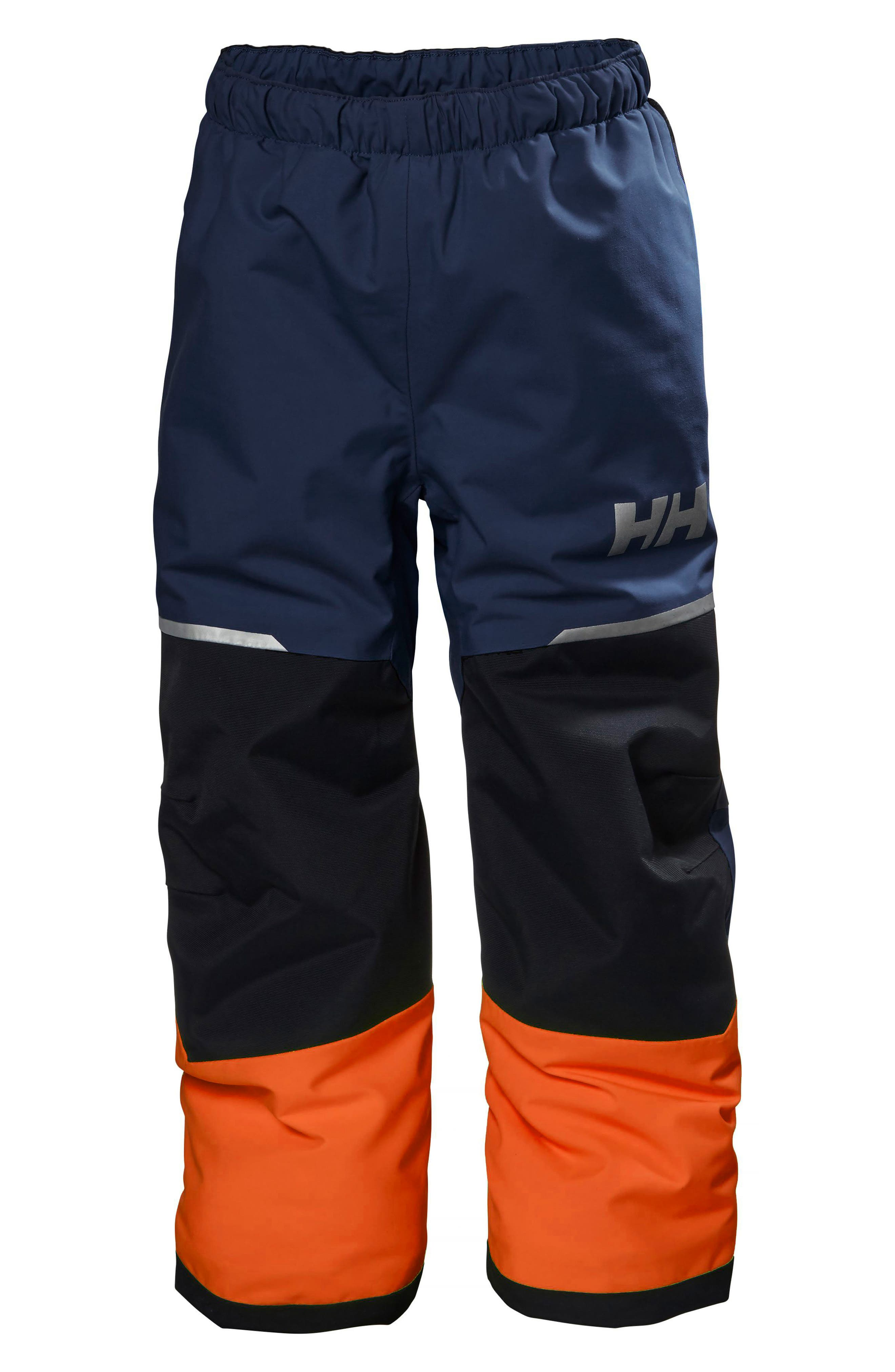 Helly Hansen Snowfall Waterproof Insulated Pants (Toddler Boys, Little Boys & Big Boys)