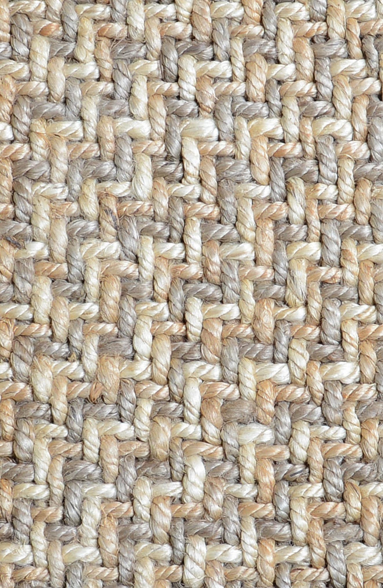 Ladera Handwoven Rug,                             Alternate thumbnail 3, color,                             Natural/ Bleach