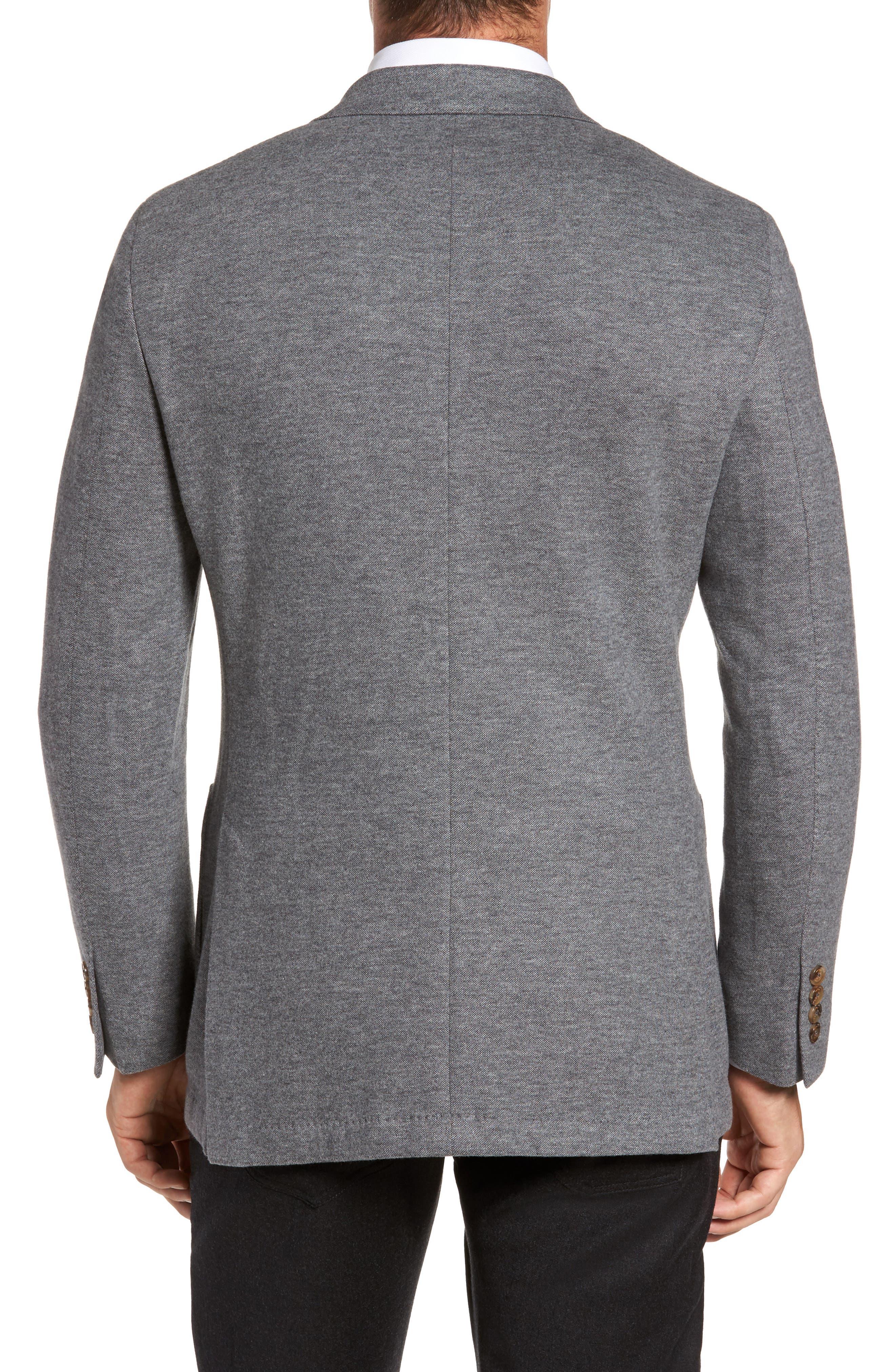 Alternate Image 2  - Peter Millar Sierran Jersey Knit Jacket