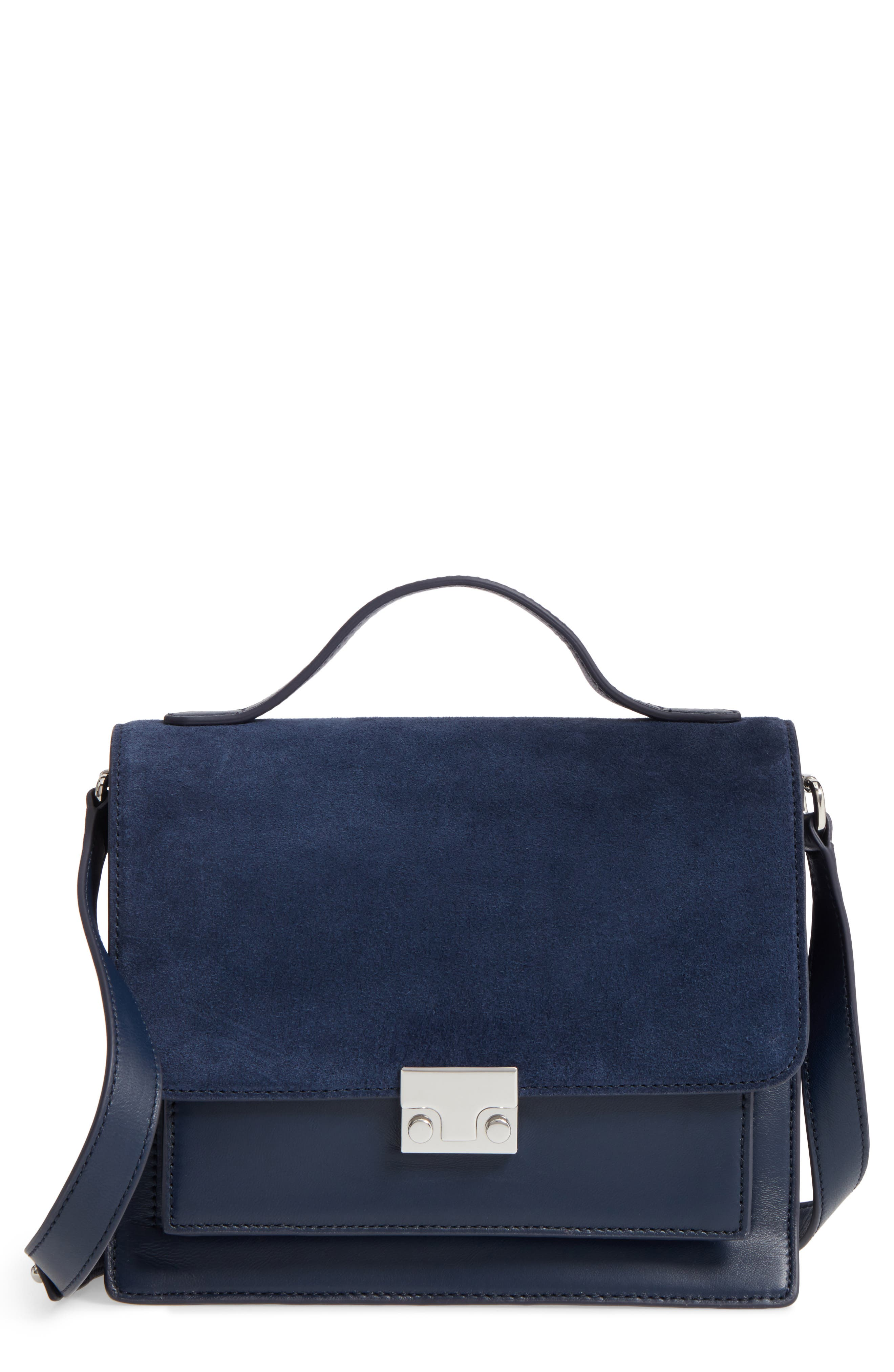 Alternate Image 1 Selected - Loeffler Randall Minimal Rider Satchel