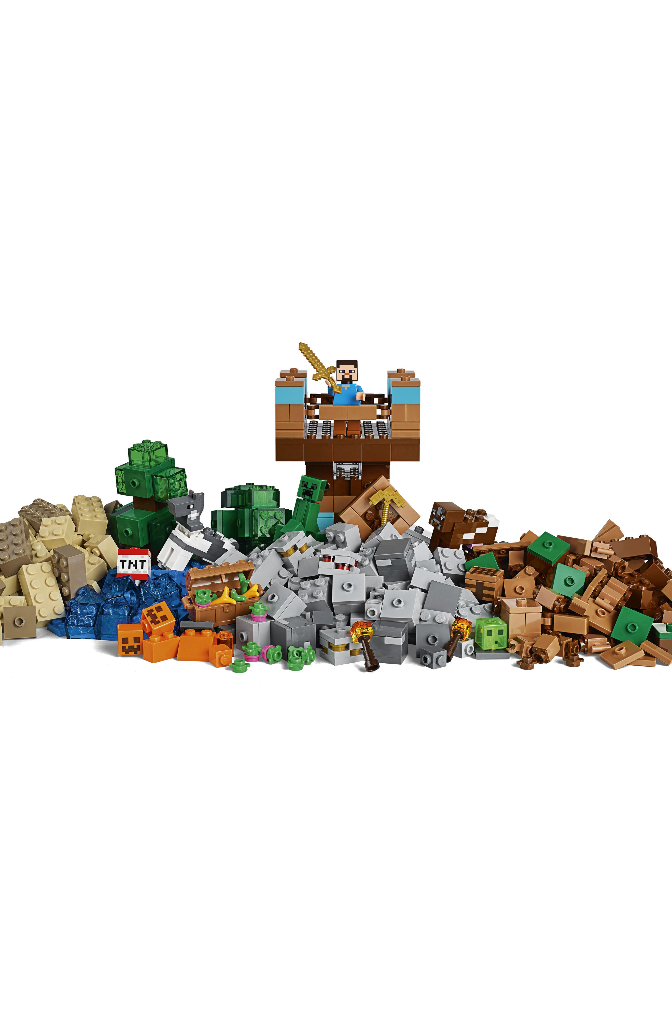 Alternate Image 5  - LEGO® Minecraft™ The Crafting Box 2.0 Play Set - 21135