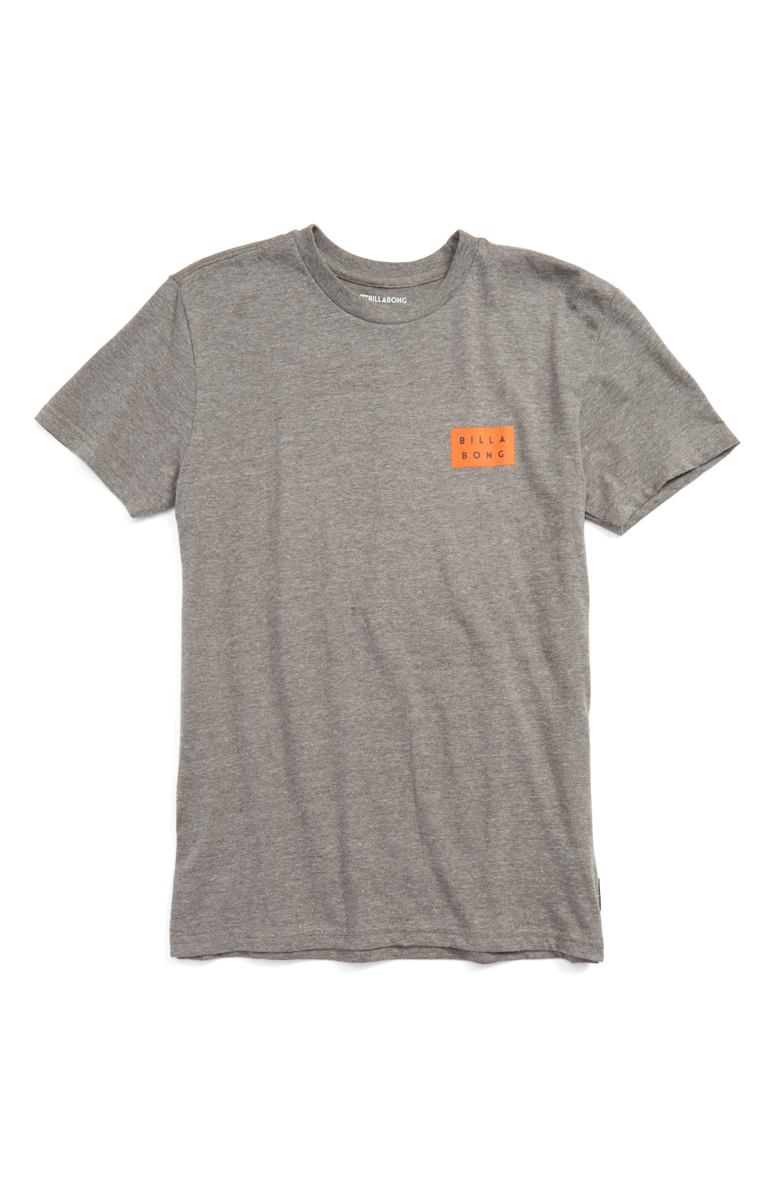 Billabong Fill Die Cut T-Shirt (Big Boys)