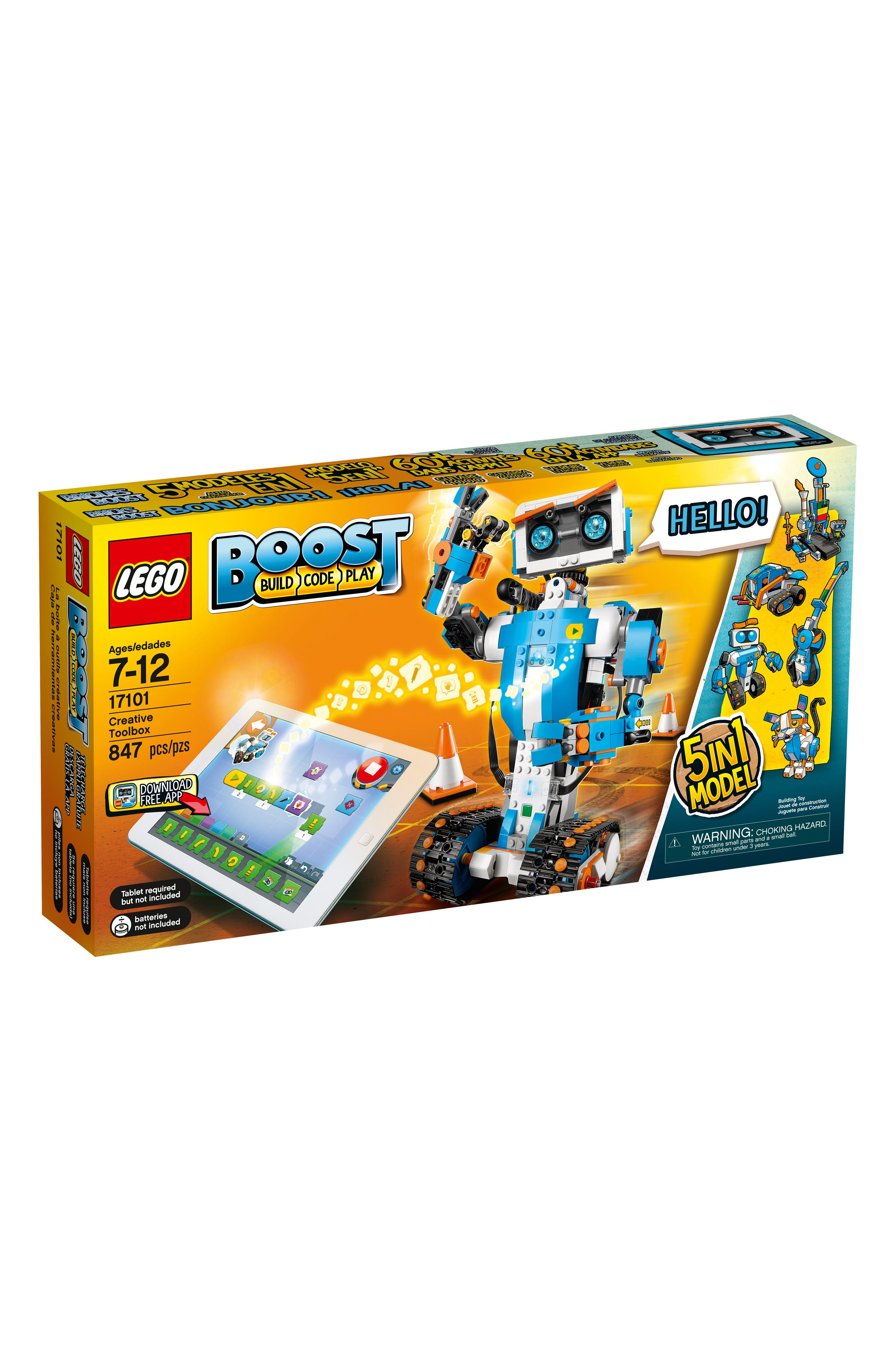 LEGO® BOOST Creative Toolbox Set - 17101