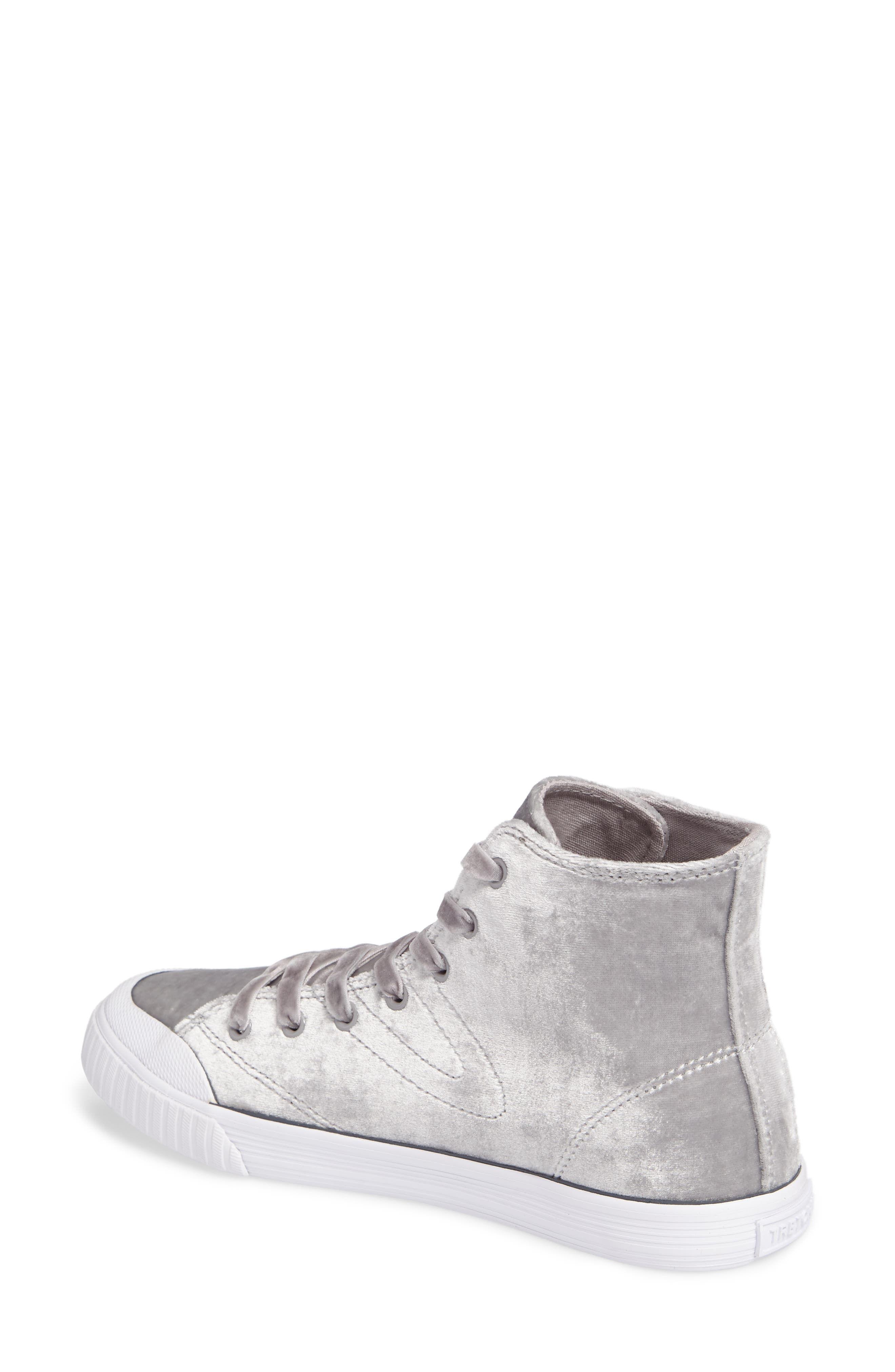 Alternate Image 2  - Tretorn Marley 2 High Top Sneaker (Women)