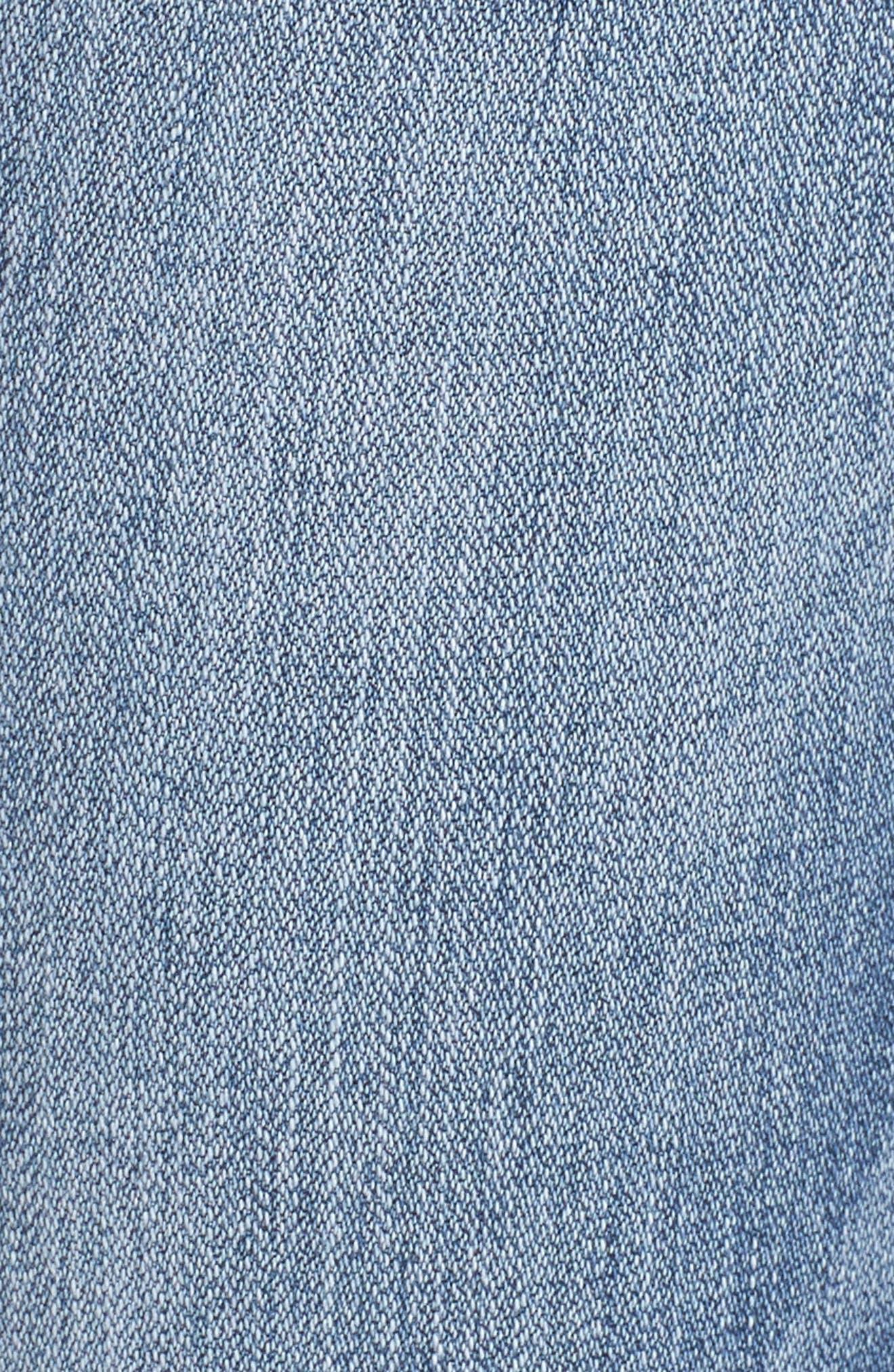 Alternate Image 5  - Jag Jeans Nora Marta Stretch Skinny Jeans (River Wash)