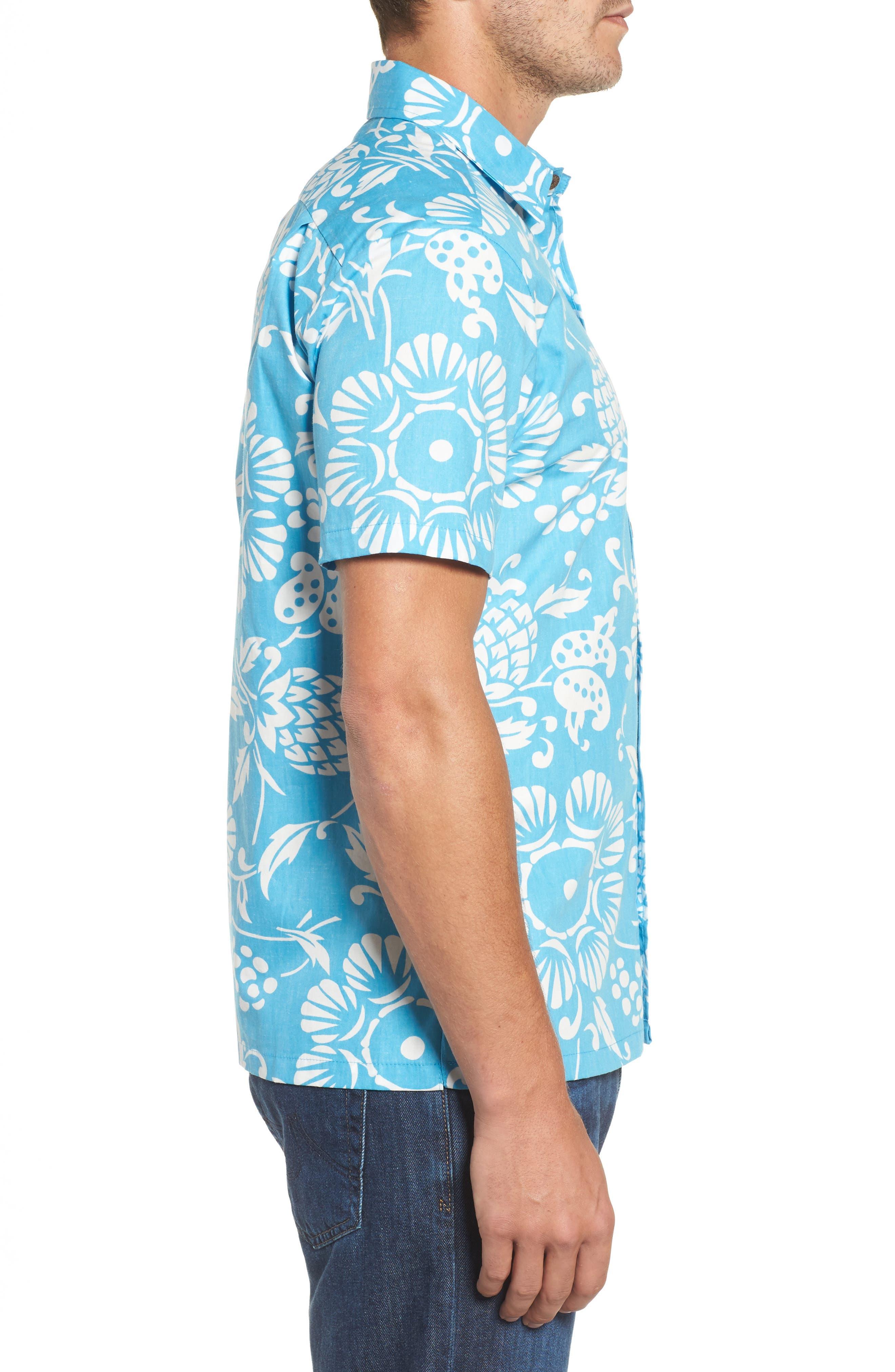 Alternate Image 3  - Kahala 'Dukes Par' Trim Fit Sport Shirt