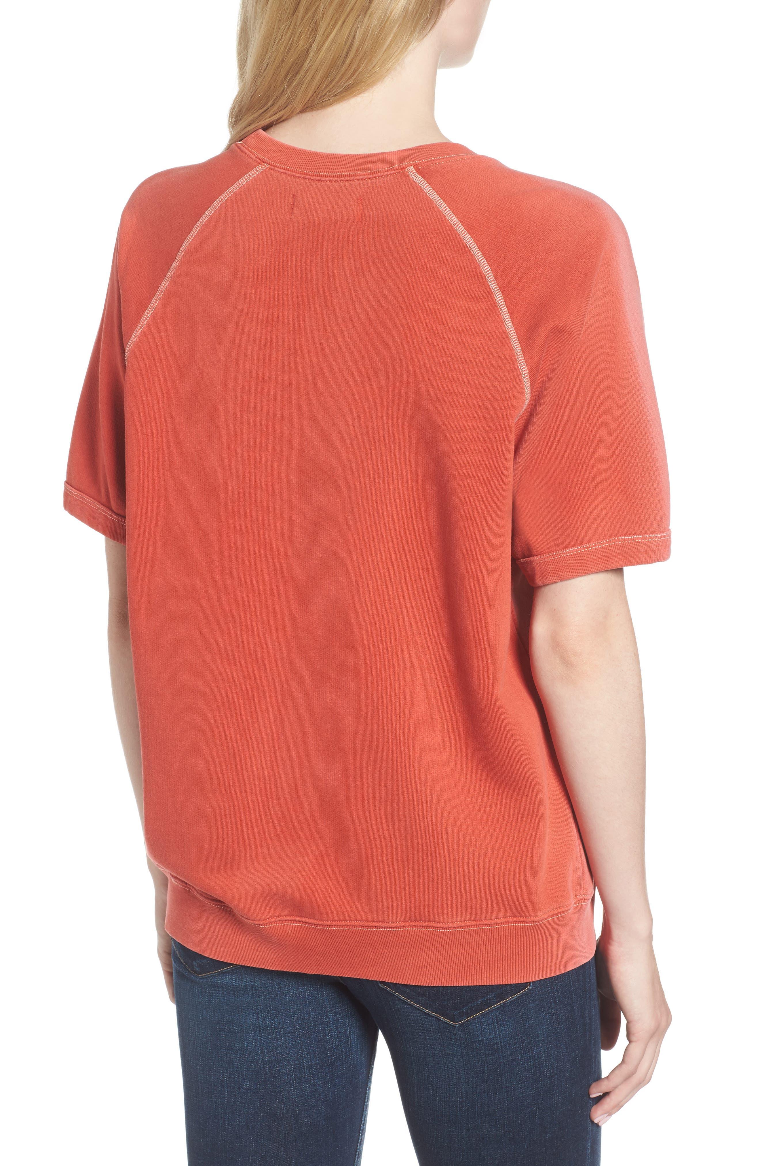 Alternate Image 2  - Sincerely Jules West Coast Sweatshirt