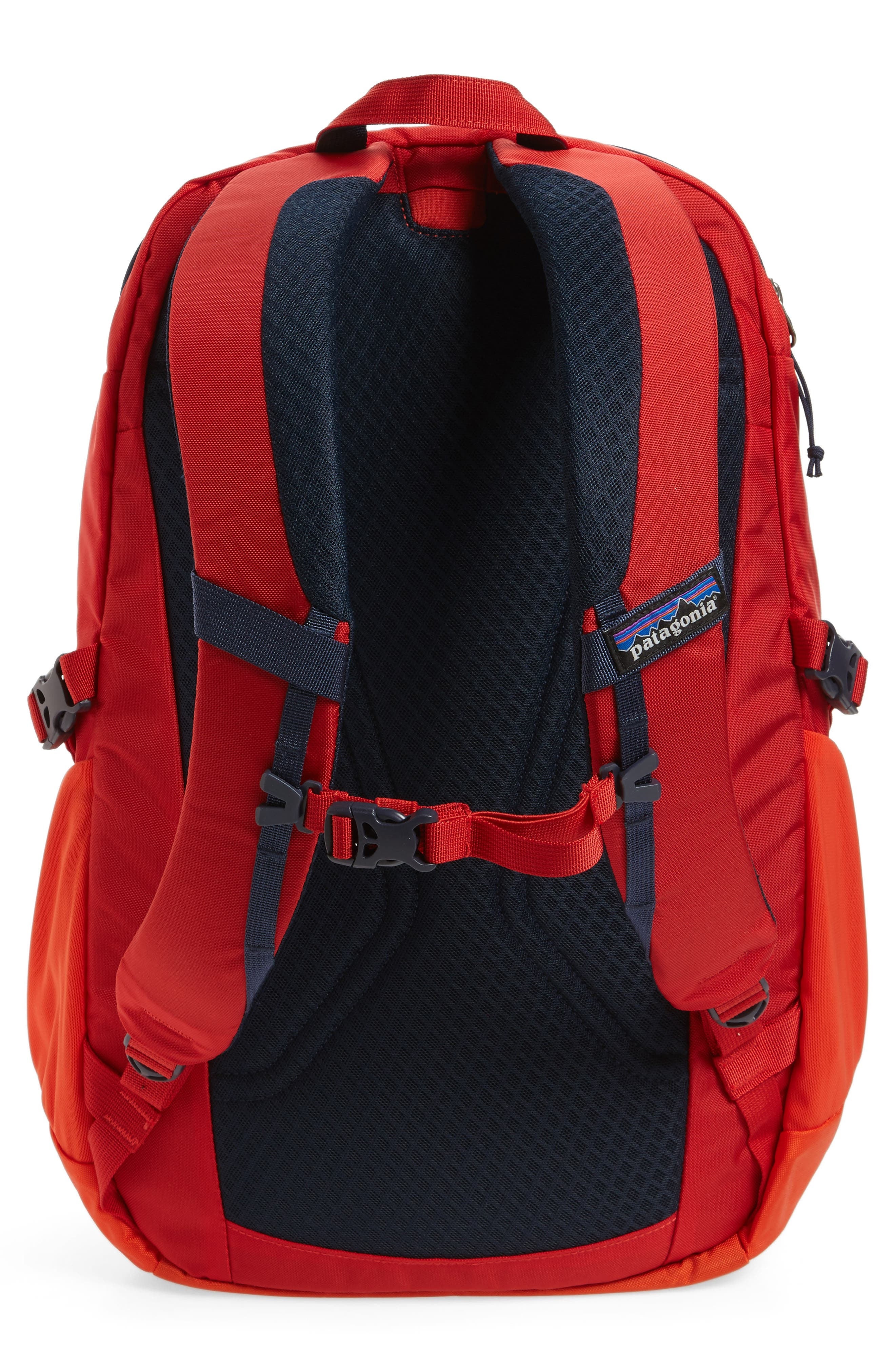 30L Chacabuco Backpack,                             Alternate thumbnail 3, color,                             Paintbrush Red