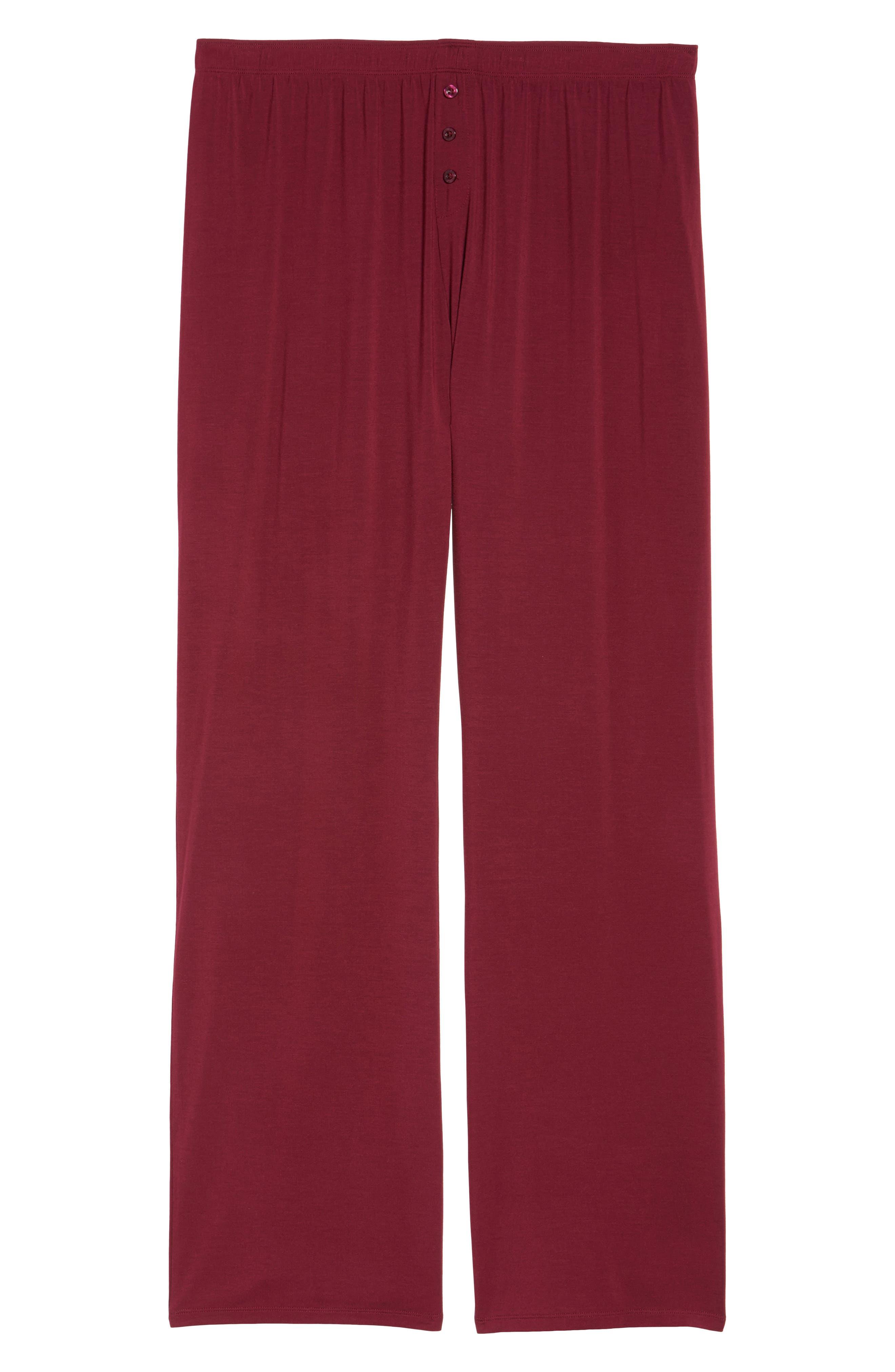 Alternate Image 4  - PJ Salvage Lounge Pants (Plus Size)
