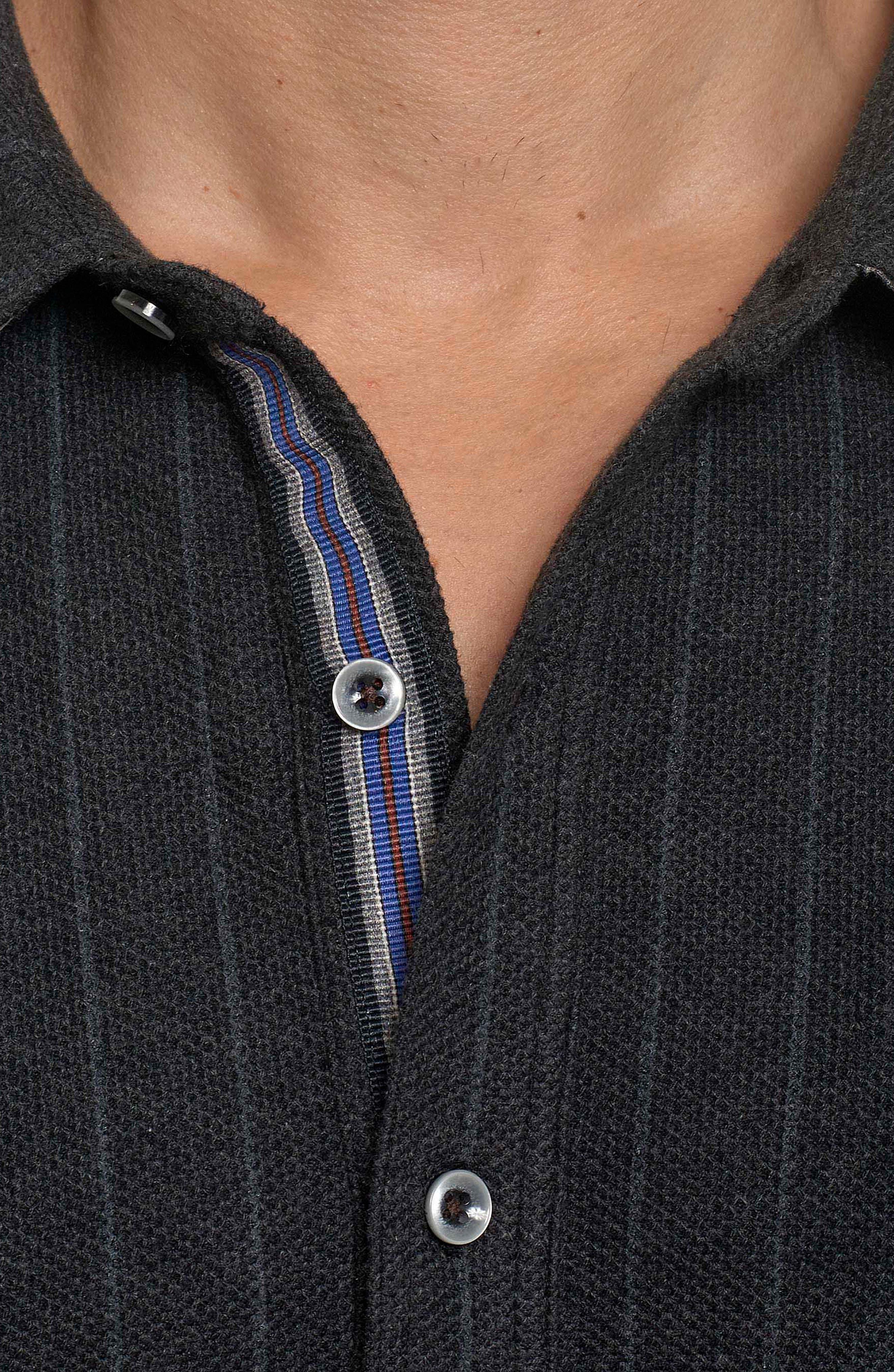 Alternate Image 6  - Robert Graham Amboy Classic Fit Shirt Jacket