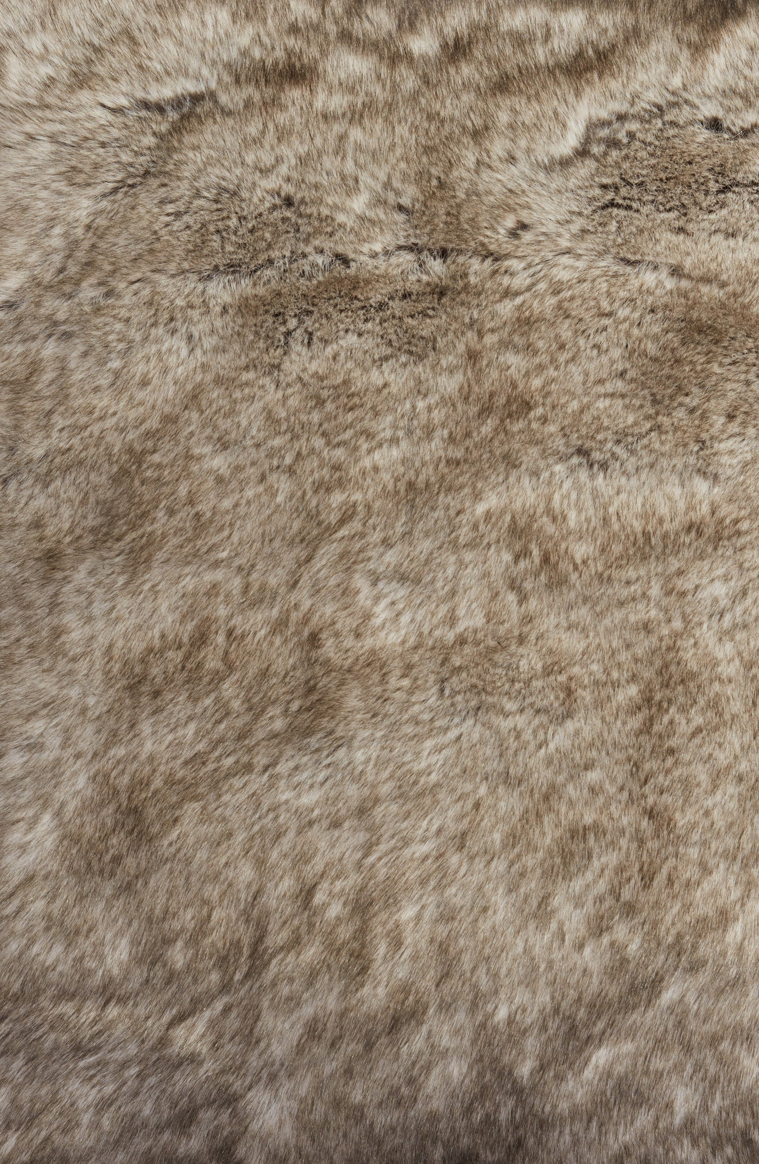 Alternate Image 2  - Nordstrom at Home Cuddle Up Faux Fur Pillow