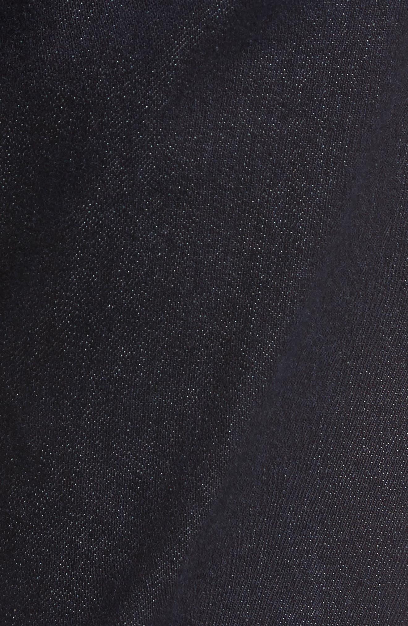 Fanshawe Straight Leg Jeans,                             Alternate thumbnail 5, color,                             Denim