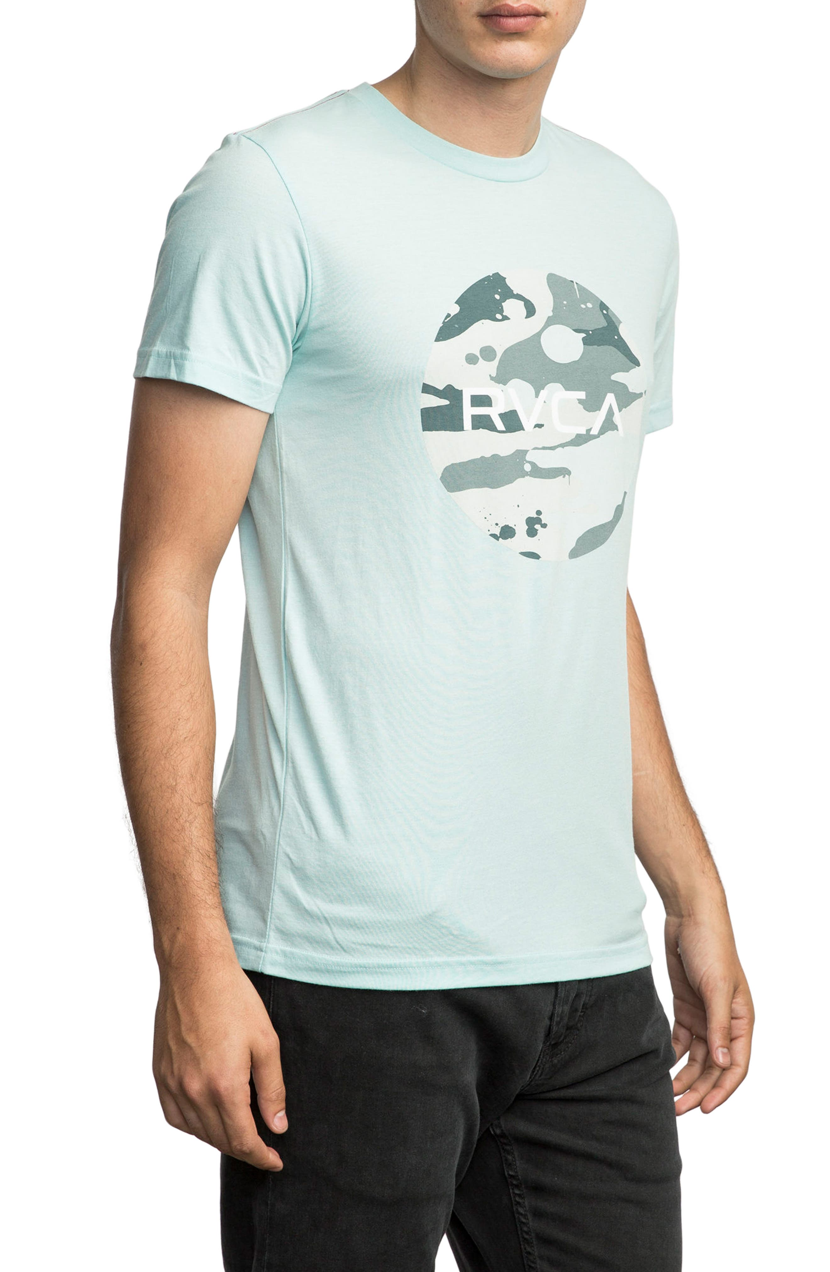 Stash Motors Graphic T-Shirt,                             Alternate thumbnail 3, color,                             Cosmos