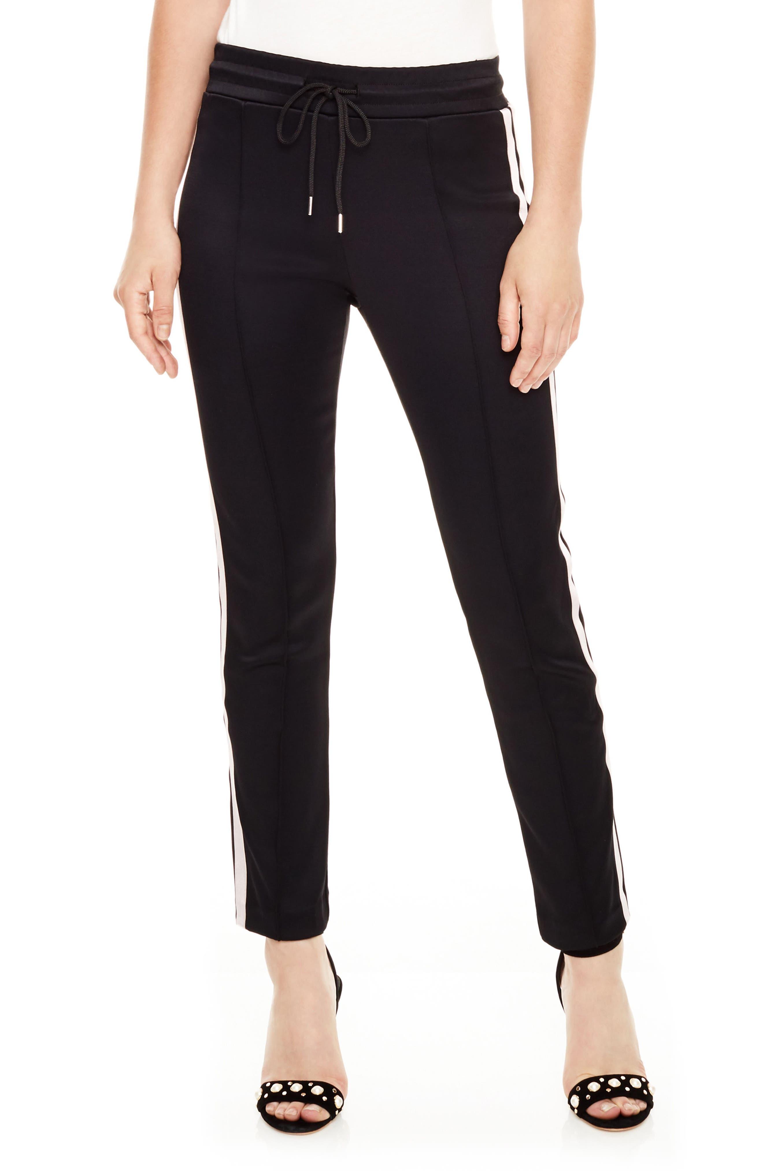Main Image - sandro Side Stripe Track Pants