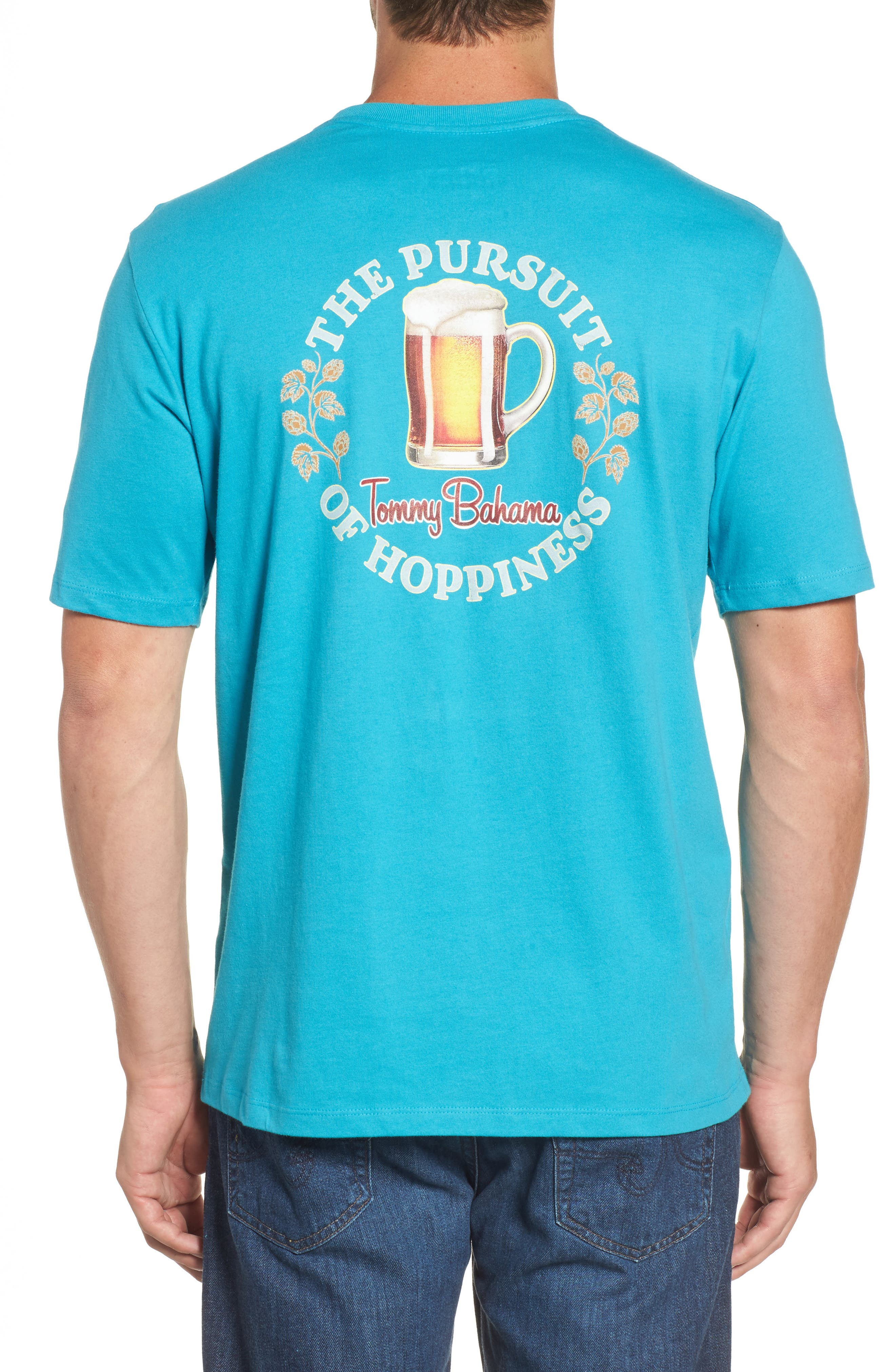 Main Image - Tommy Bahama The Pursuit of Hoppiness Graphic T-Shirt