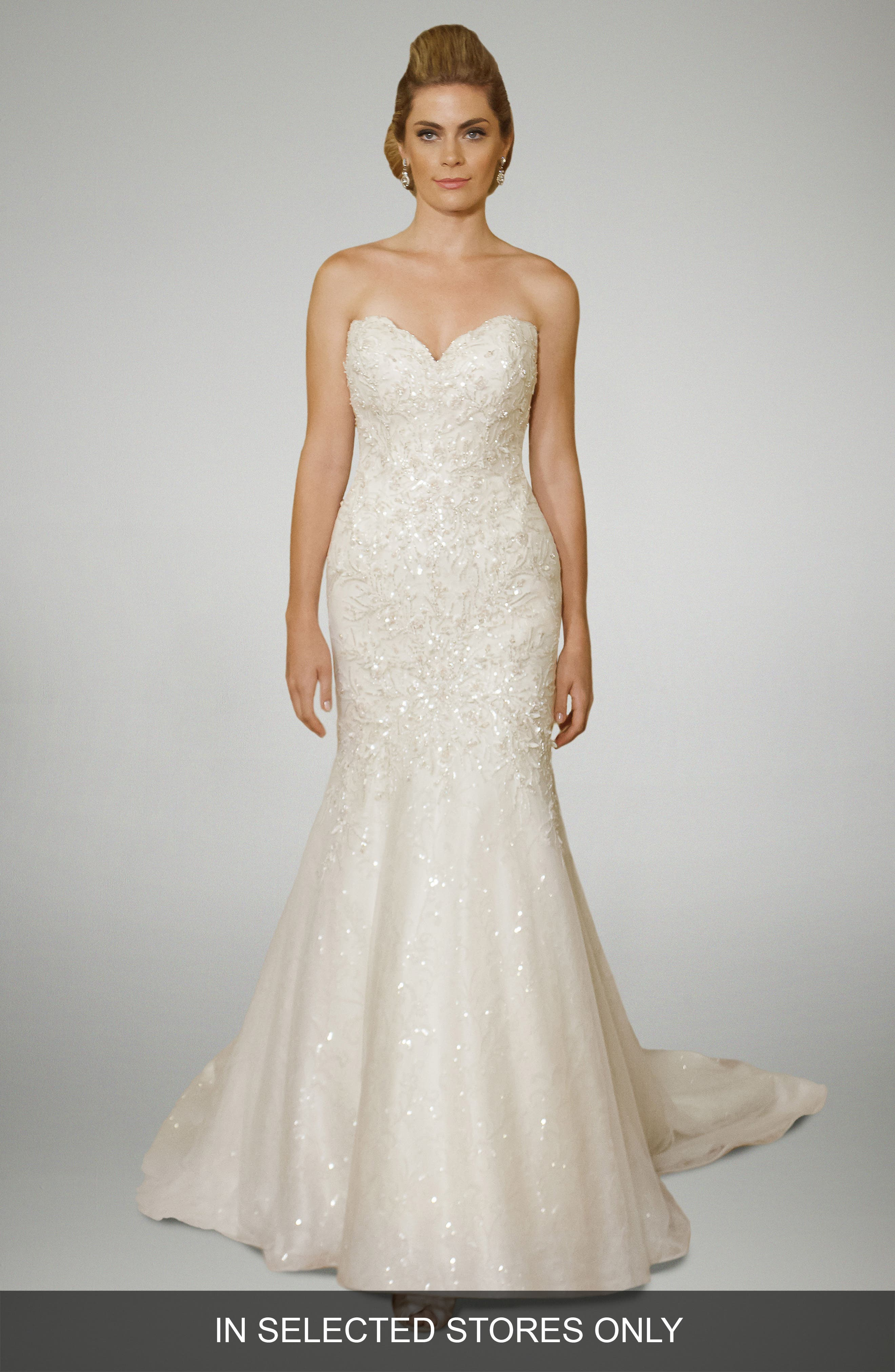 Matthew Christopher Madison Sweetheart Gown (In Stores Only)