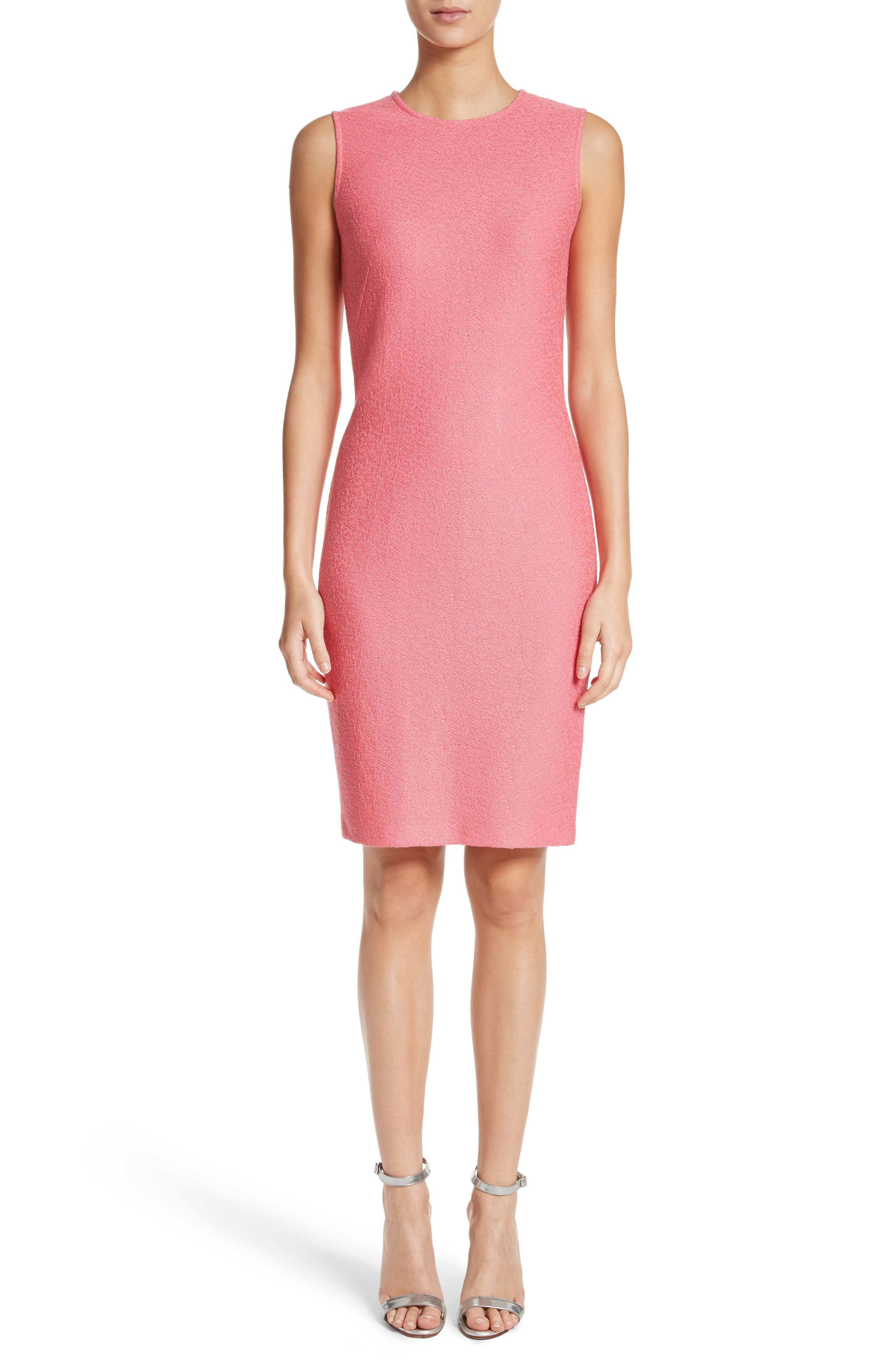 Alternate Image 1 Selected - St. John Collection Hannah Knit Sheath Dress