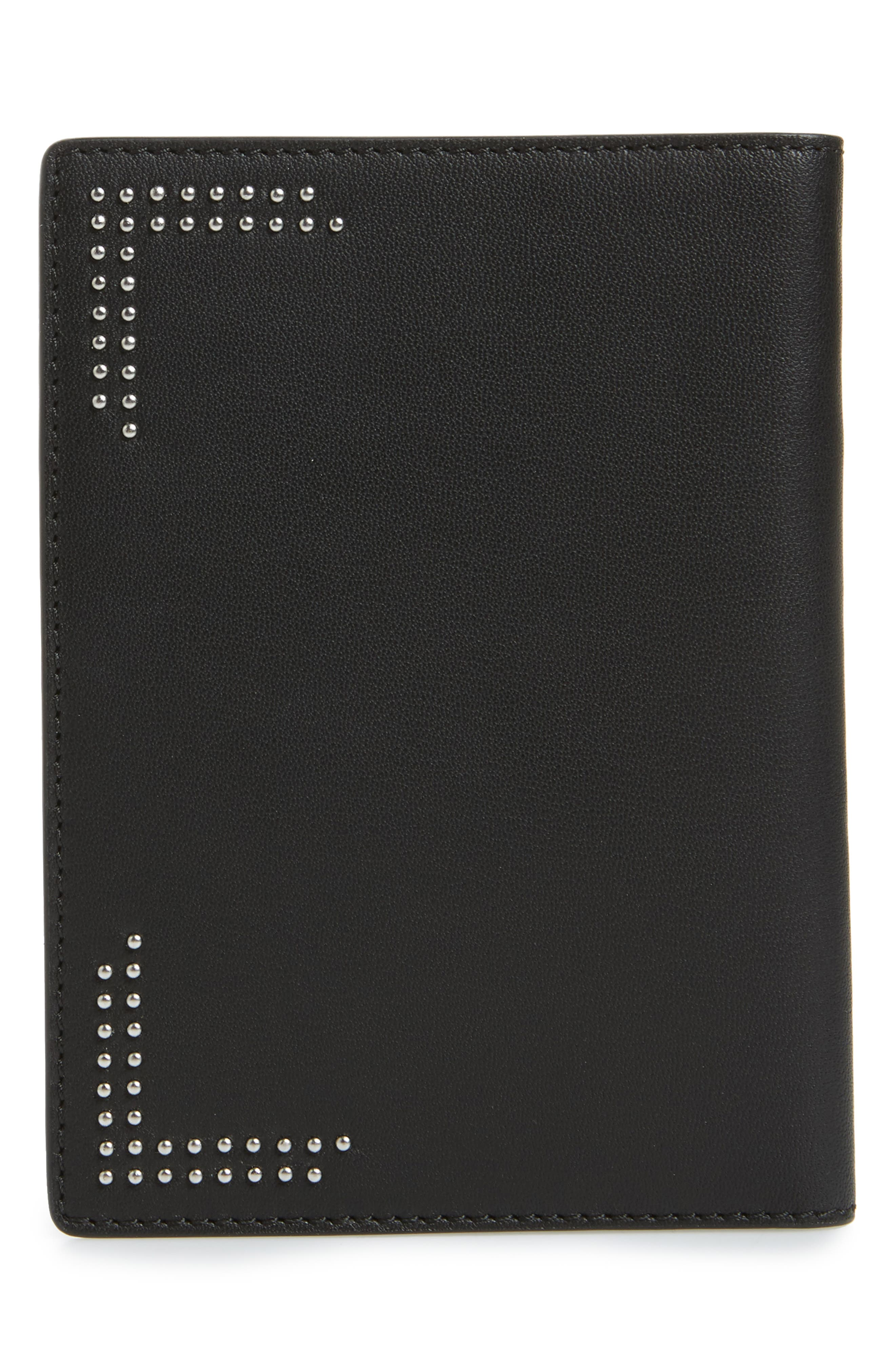 Alternate Image 4  - Mackage Studded Nappa Leather Passport Holder