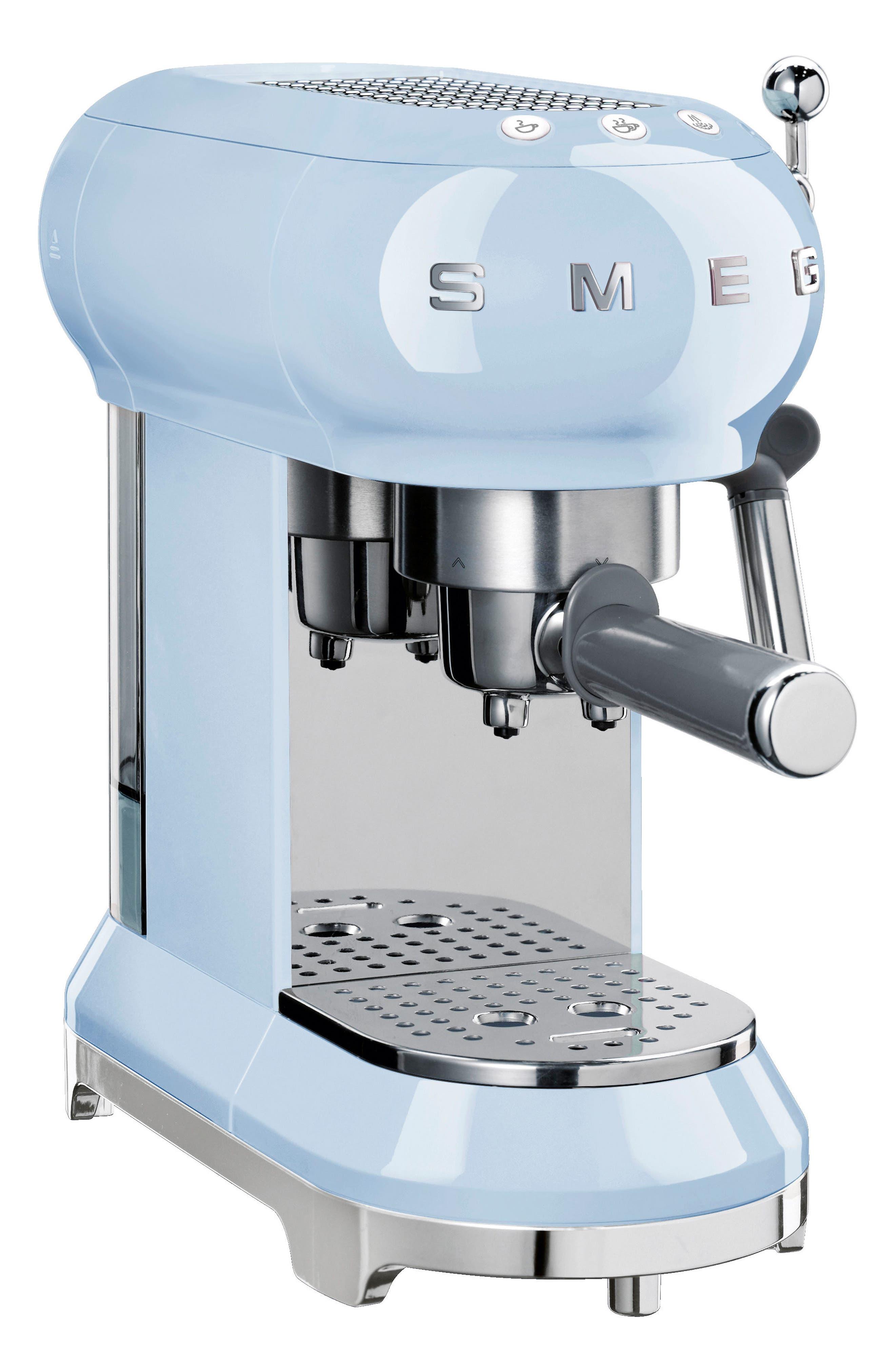 Alternate Image 1 Selected - smeg 50s Retro Style Espresso Coffee Machine