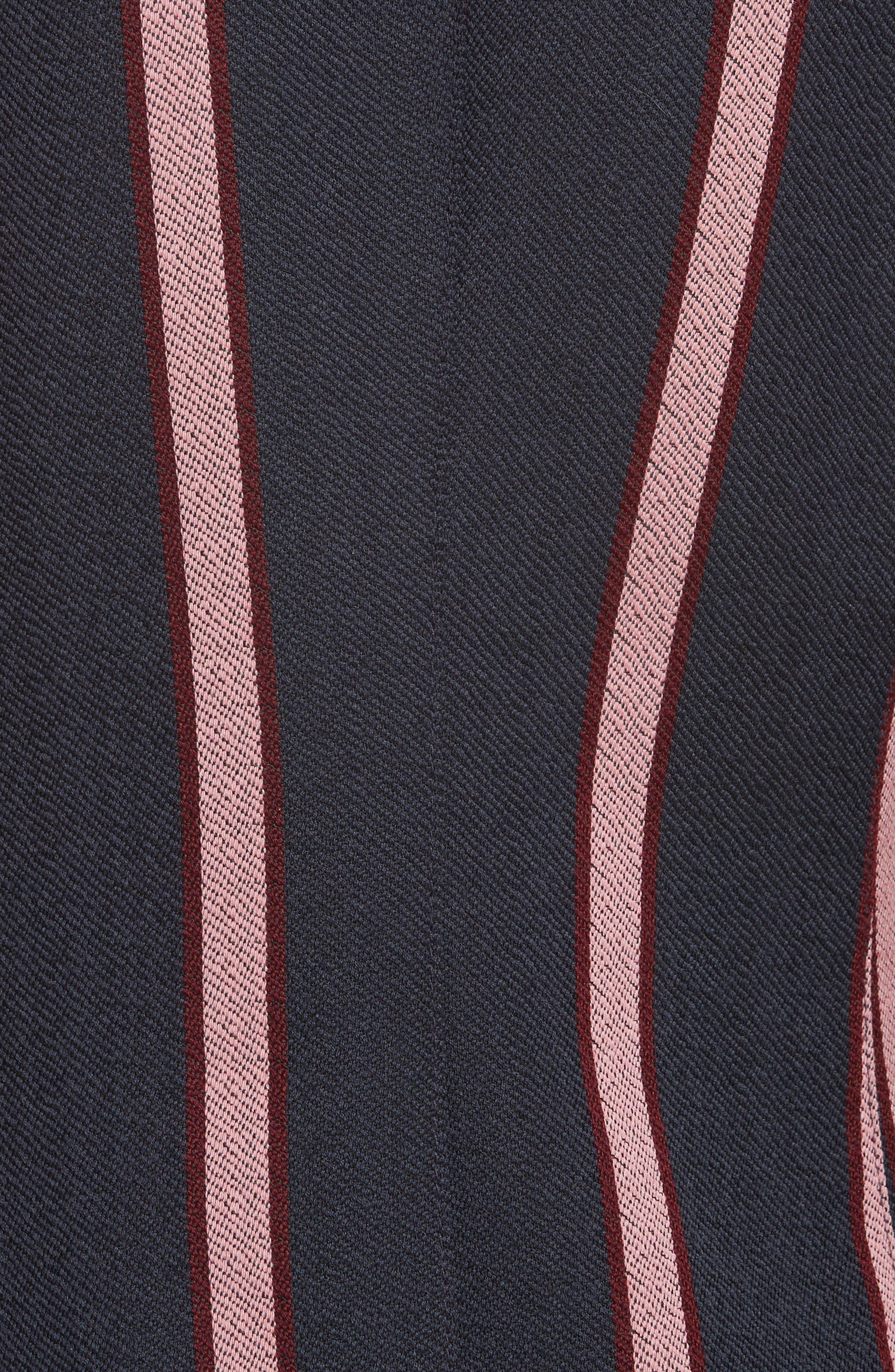 Alternate Image 5  - Smythe Mini Double Breasted Blazer