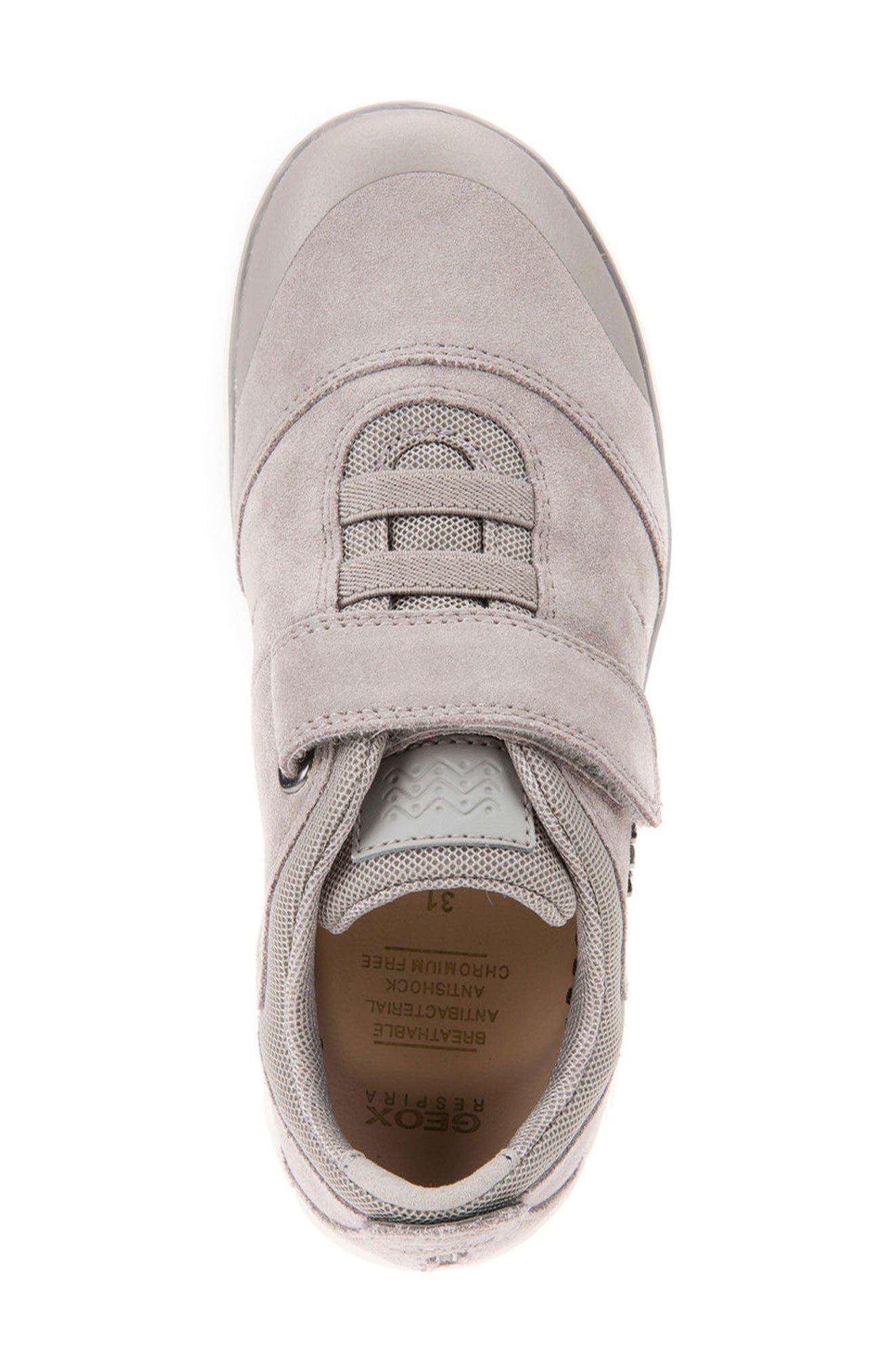 Nebula Low Top Sneaker,                             Alternate thumbnail 5, color,                             Grey