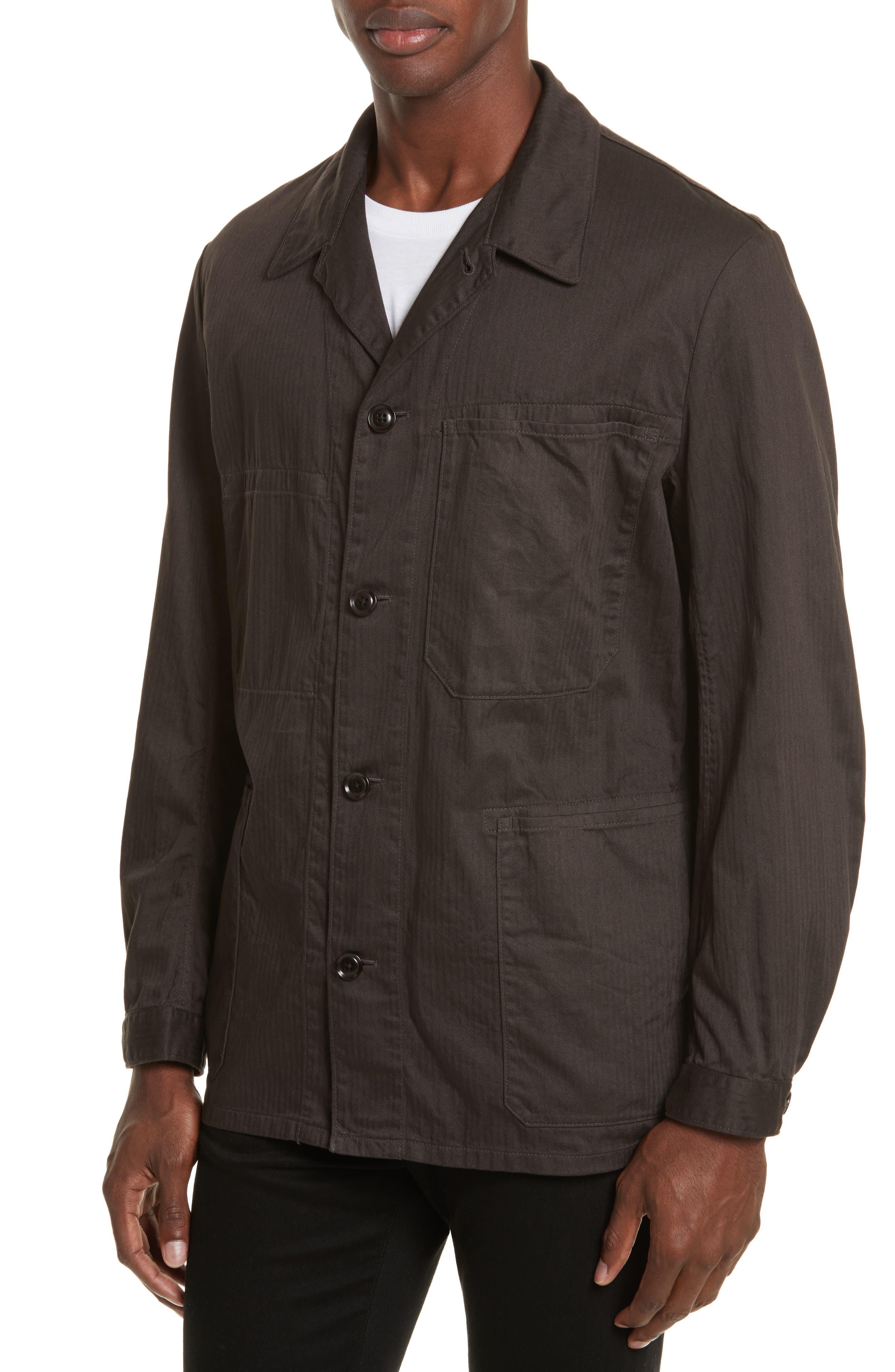 Alternate Image 4  - Yohji Yamamoto Chore Jacket