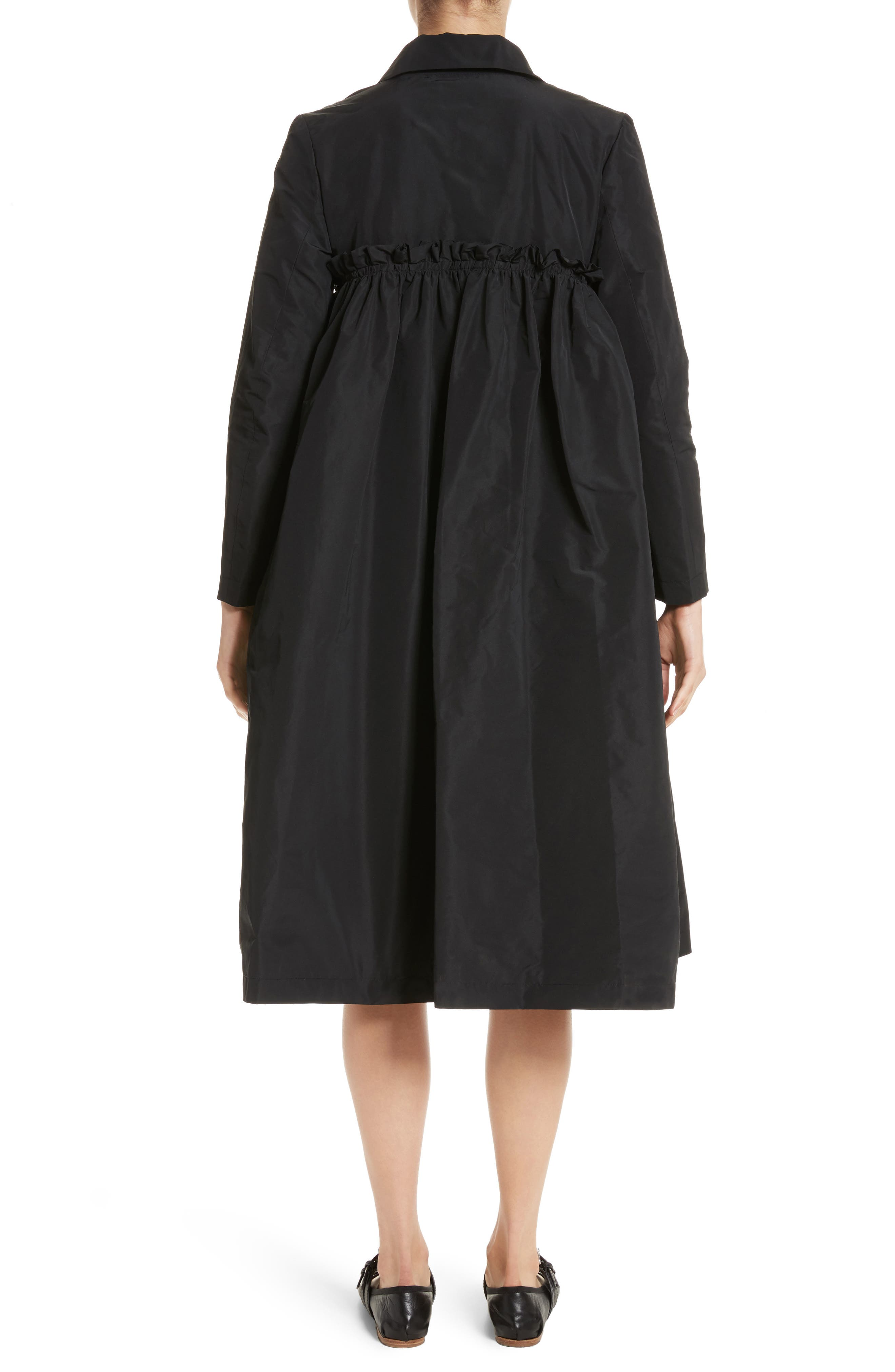 Alternate Image 2  - Molly Goddard Pluto Taffeta Coat
