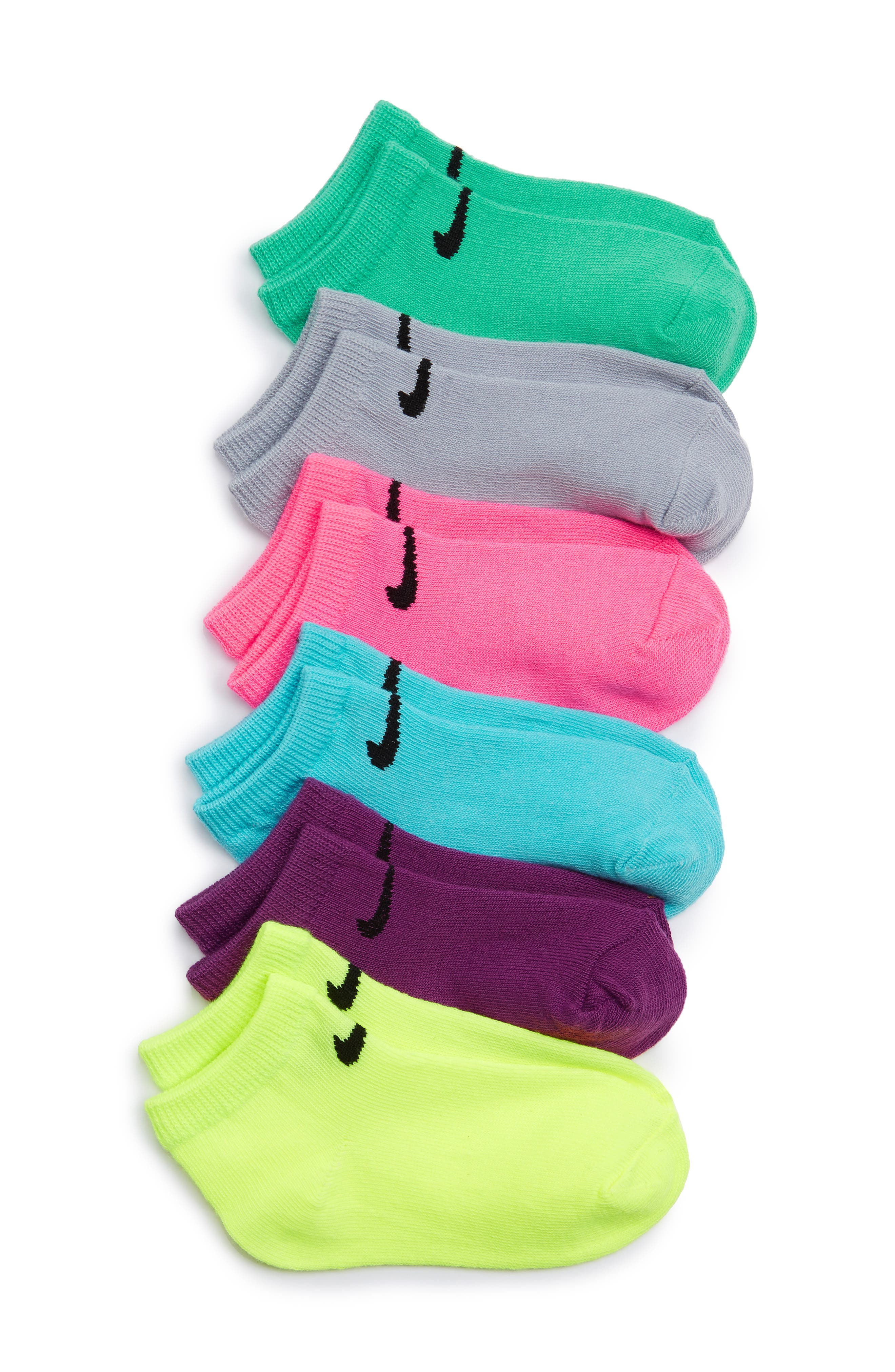 Nike 6-Pack No-Show Socks (Toddler & Little Kid)