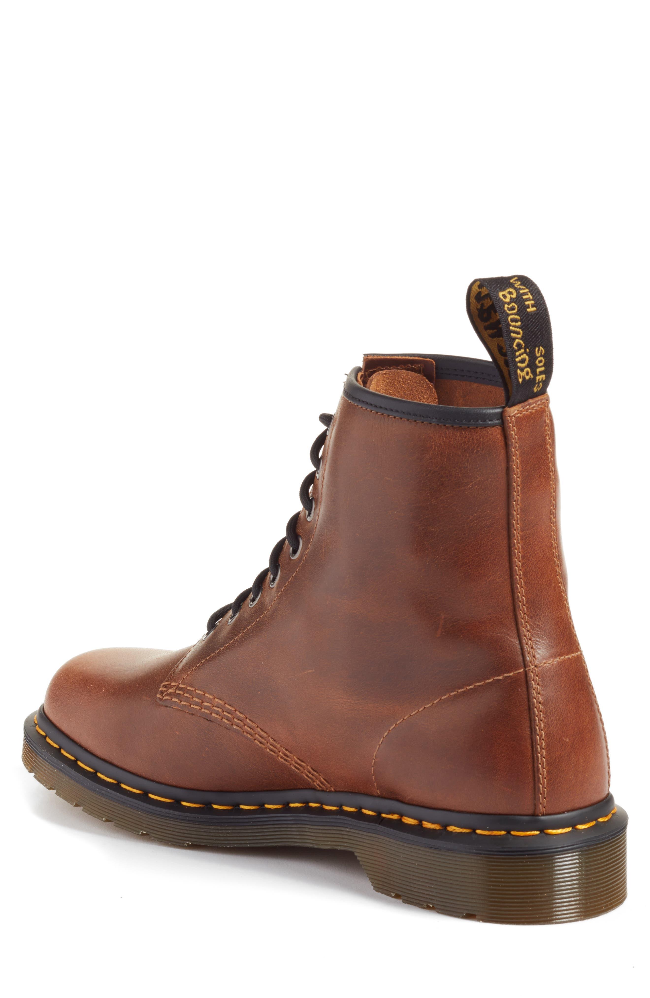 Alternate Image 2  - Dr. Martens 1460 8-Eye Boot (Men)