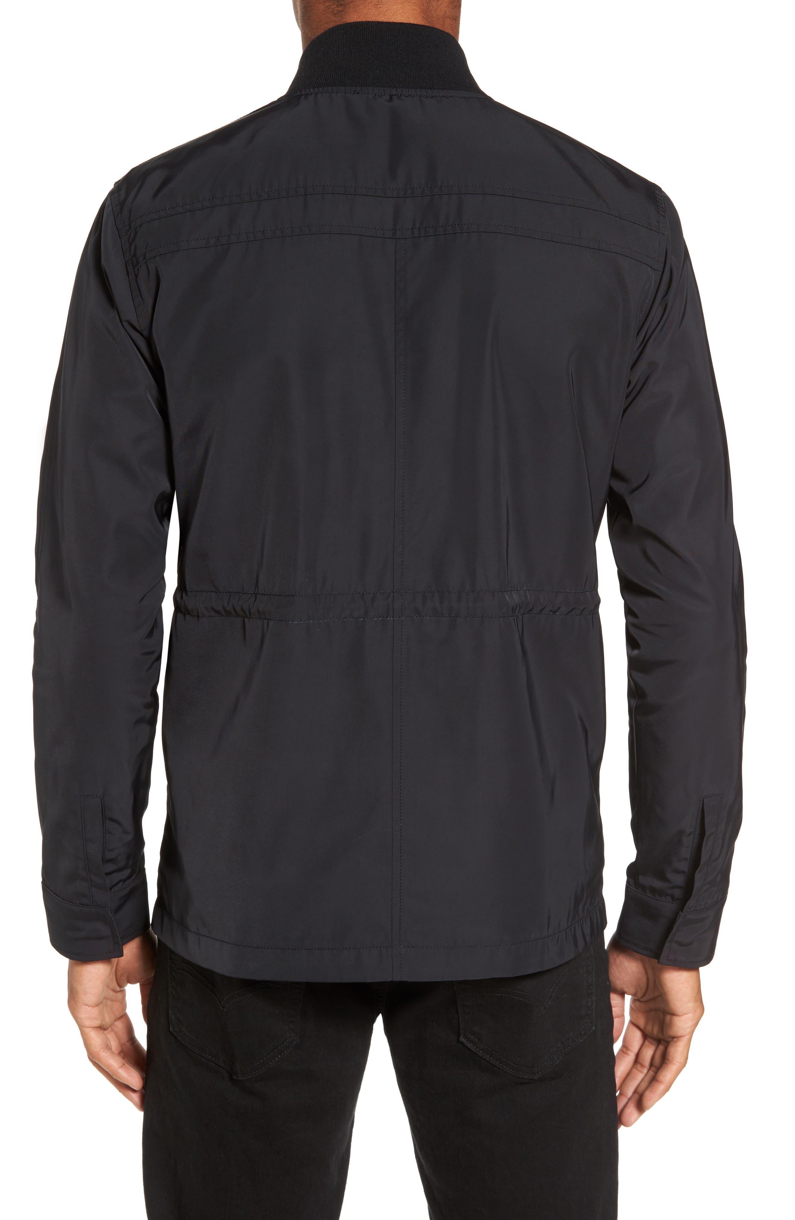Utility Jacket,                             Alternate thumbnail 2, color,                             Black