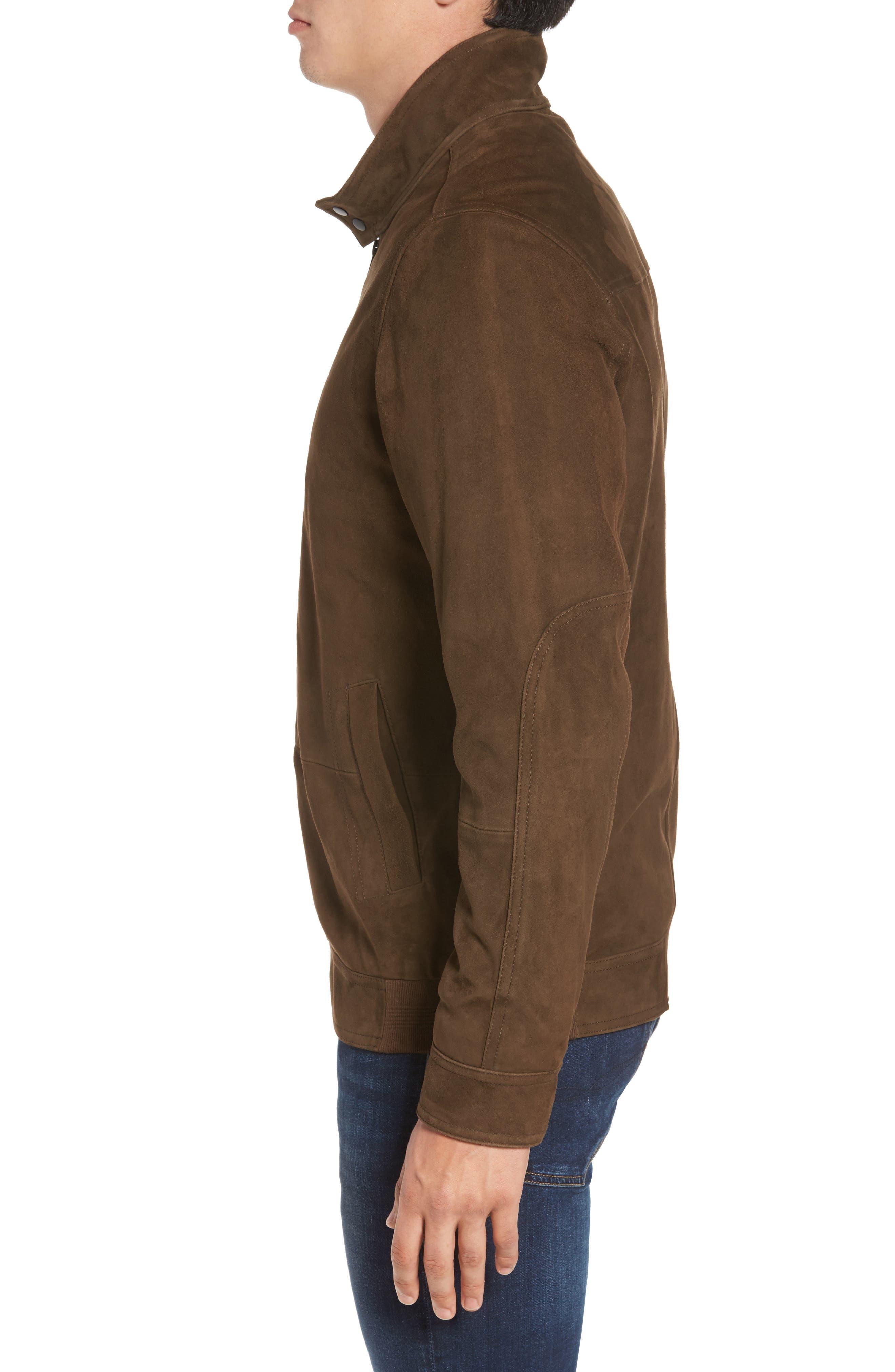 Alternate Image 3  - Rodd & Gunn Avondale Suede Jacket
