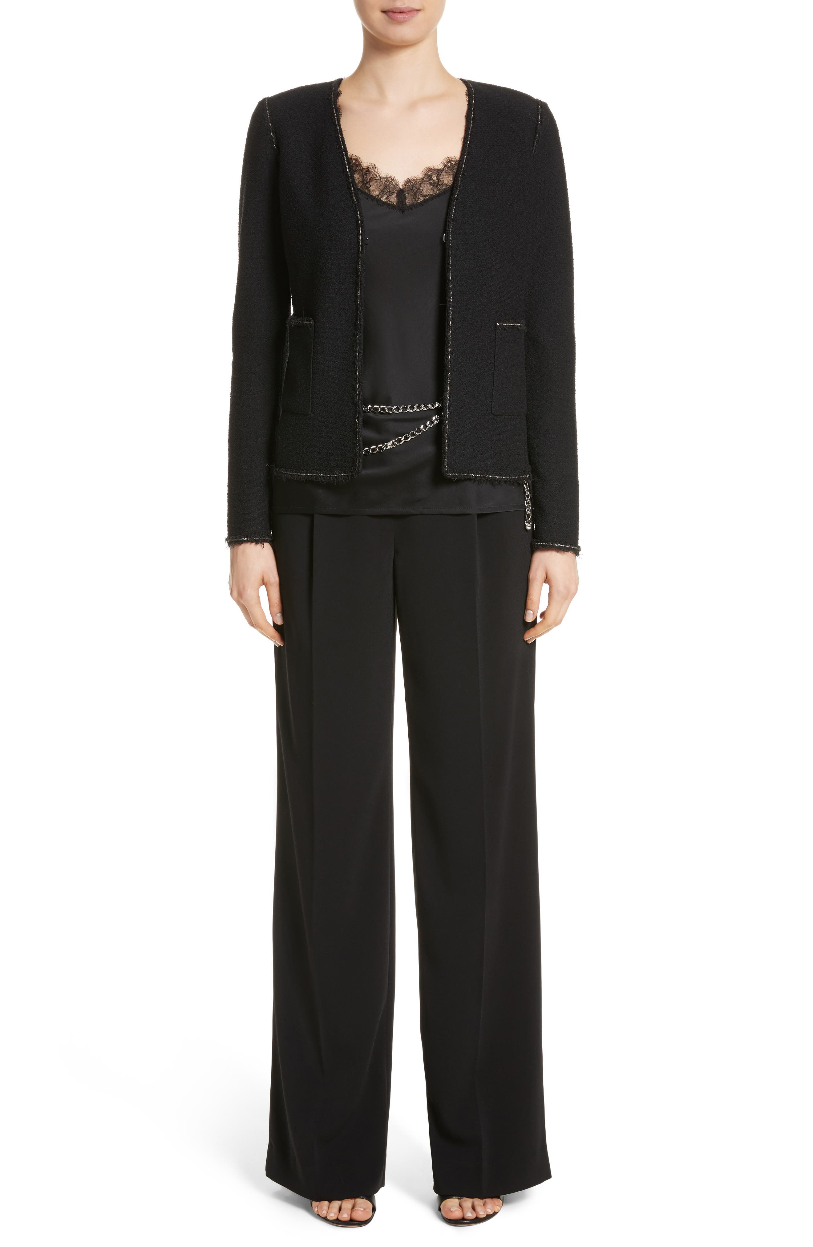 Alternate Image 7  - St. John Collection Classic Stretch Cady Pants