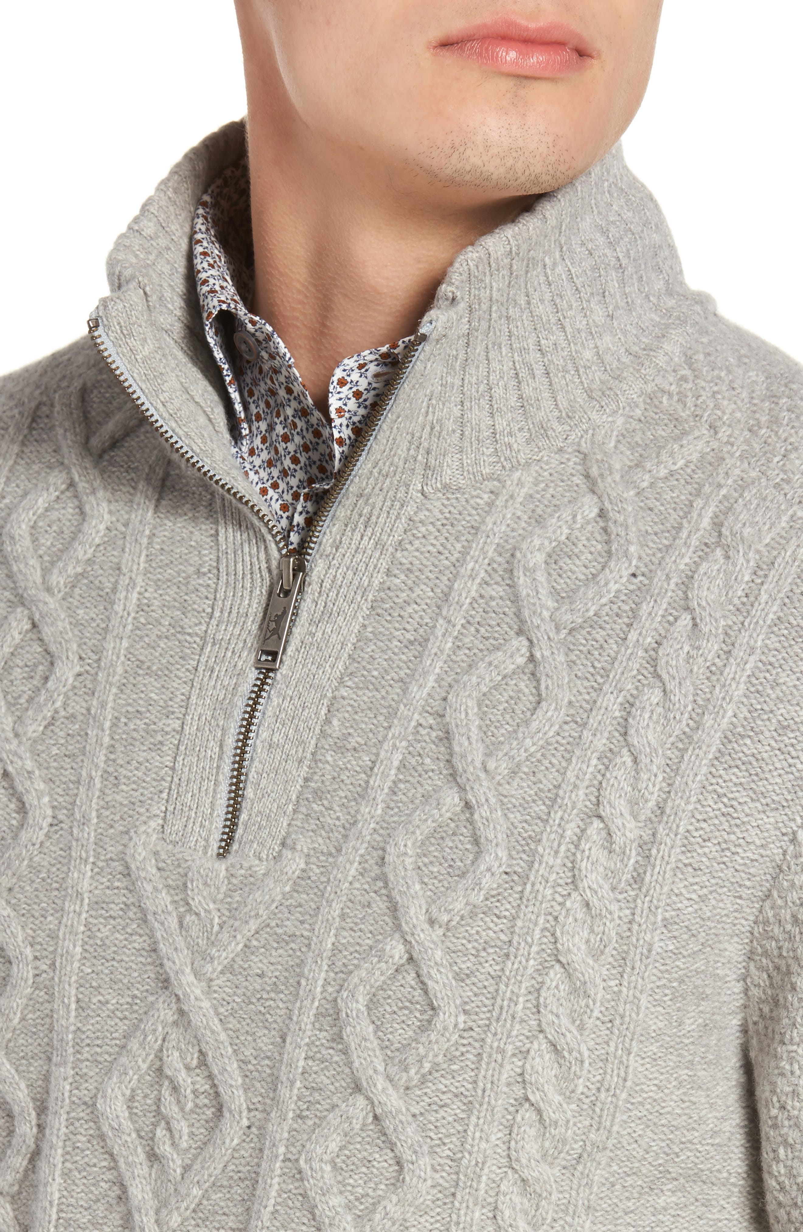 Alternate Image 4  - Rodd & Gunn Cape Scoresby Wool Sweater