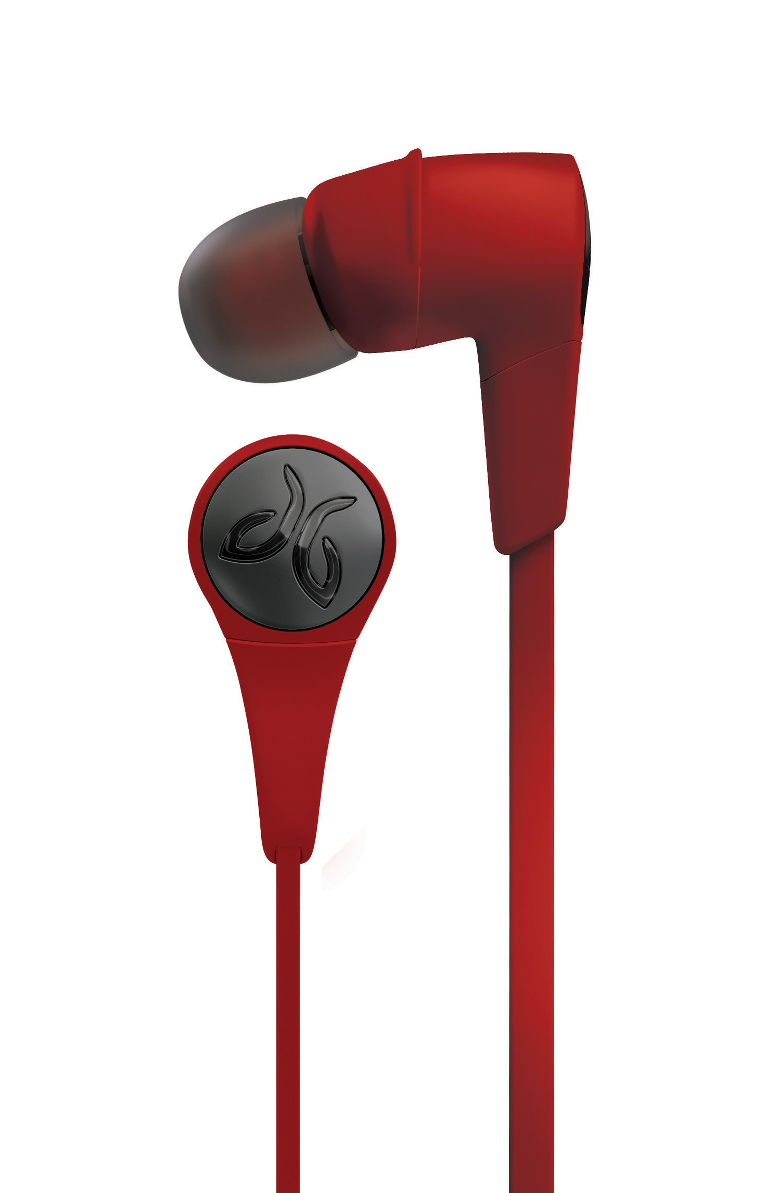 x3 Sport BT Wireless Earbuds,                             Main thumbnail 1, color,                             Red
