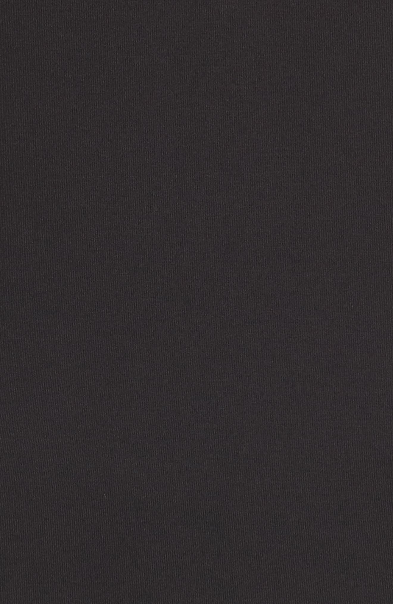 Alternate Image 5  - Daniel Rainn Cold Shoulder Top (Plus Size)