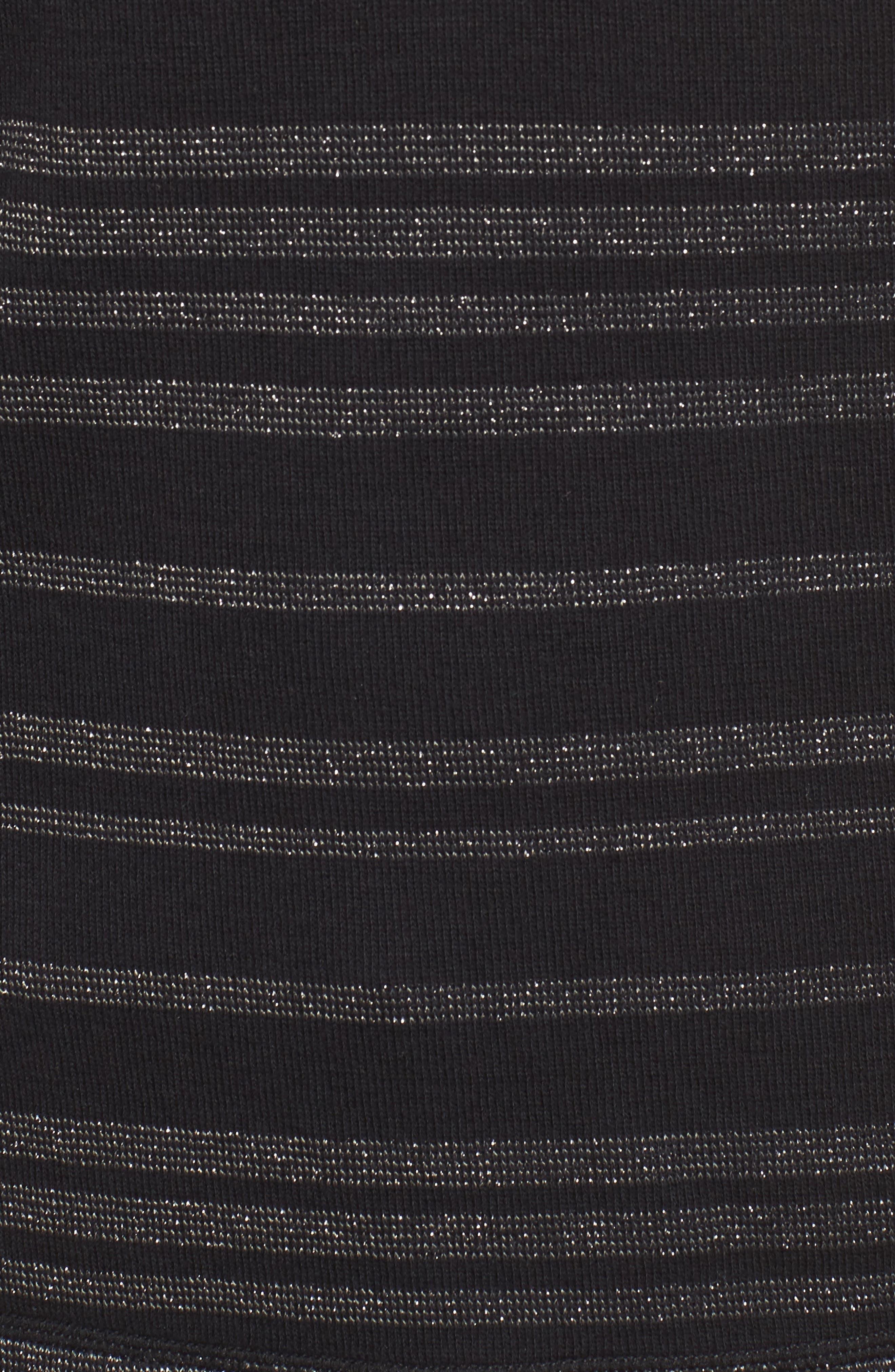 Alternate Image 5  - Tommy Bahama Aruba Shazam Stripe Half-Zip Pullover
