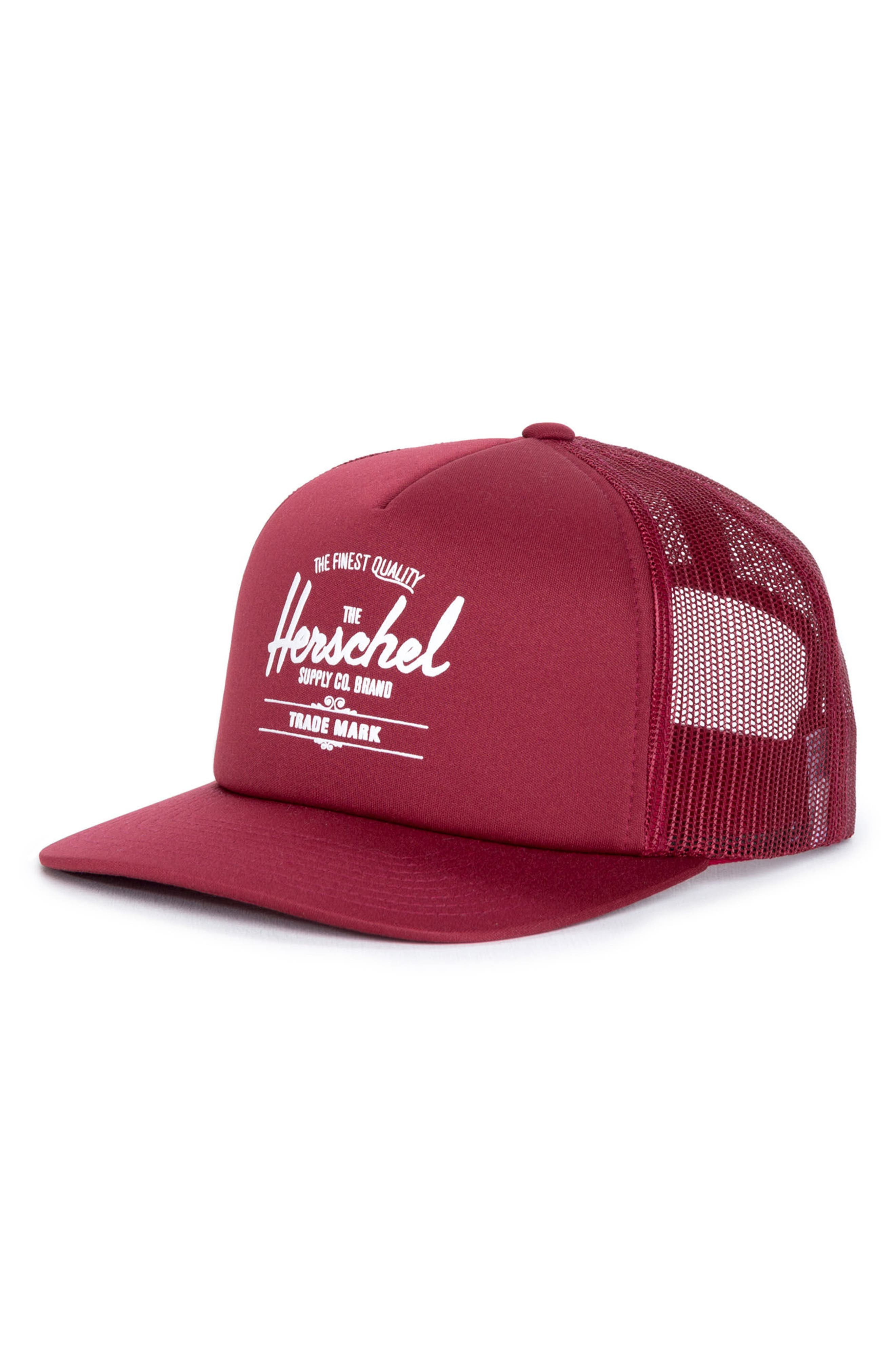 Alternate Image 1 Selected - Herschel Supply Co. Whaler Trucker Hat
