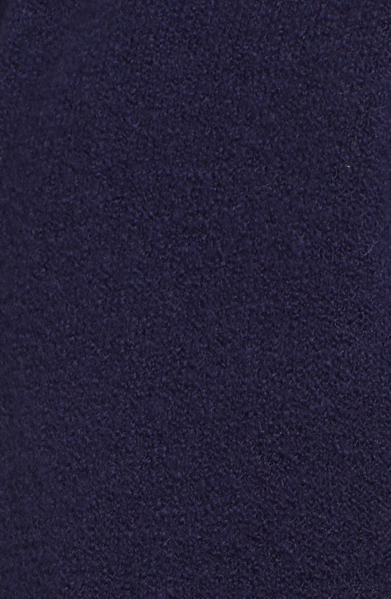 Alternate Image 5  - BP. Rib Trim Long Cardigan
