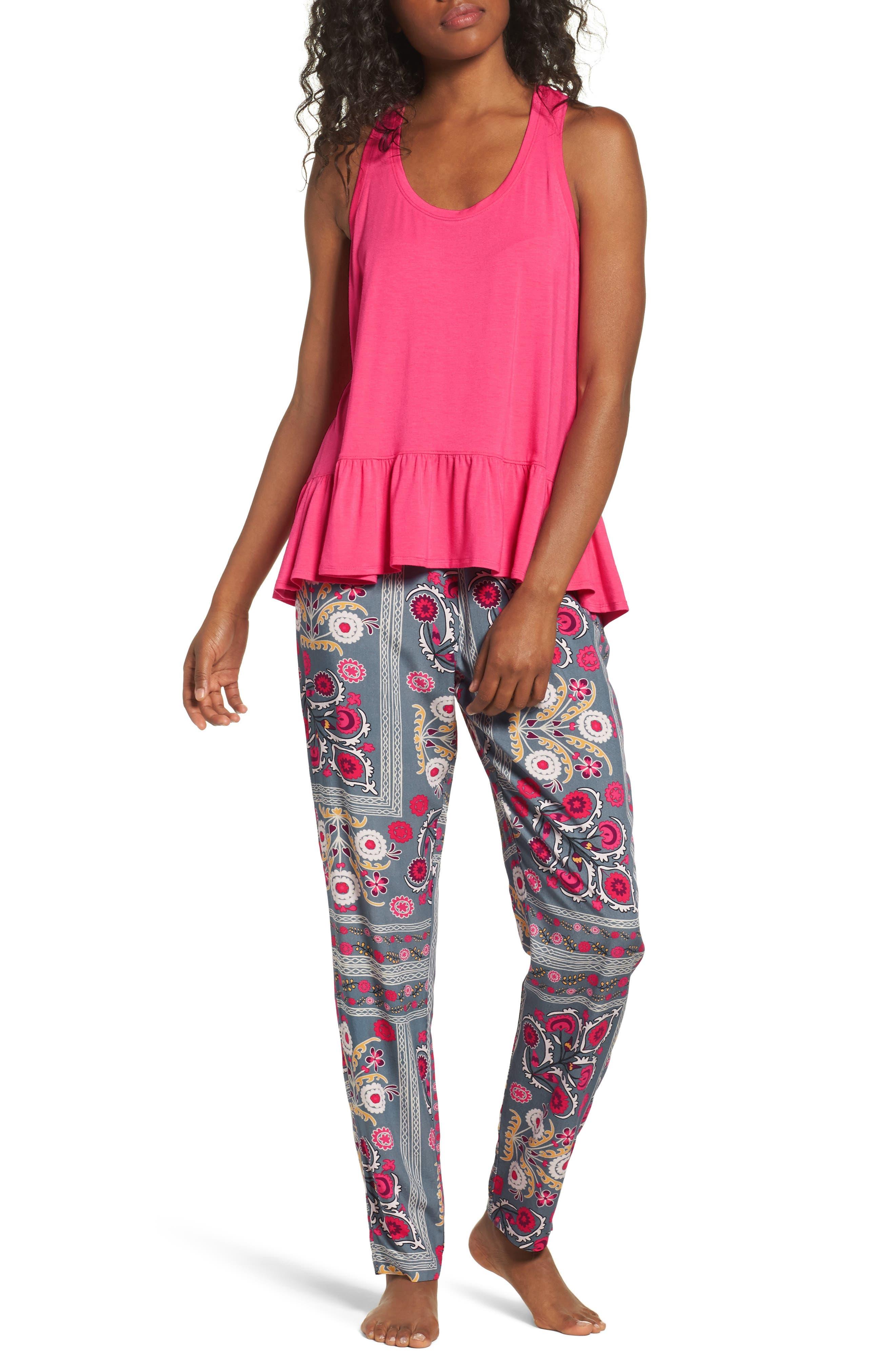 Josie Ruffle Pajamas