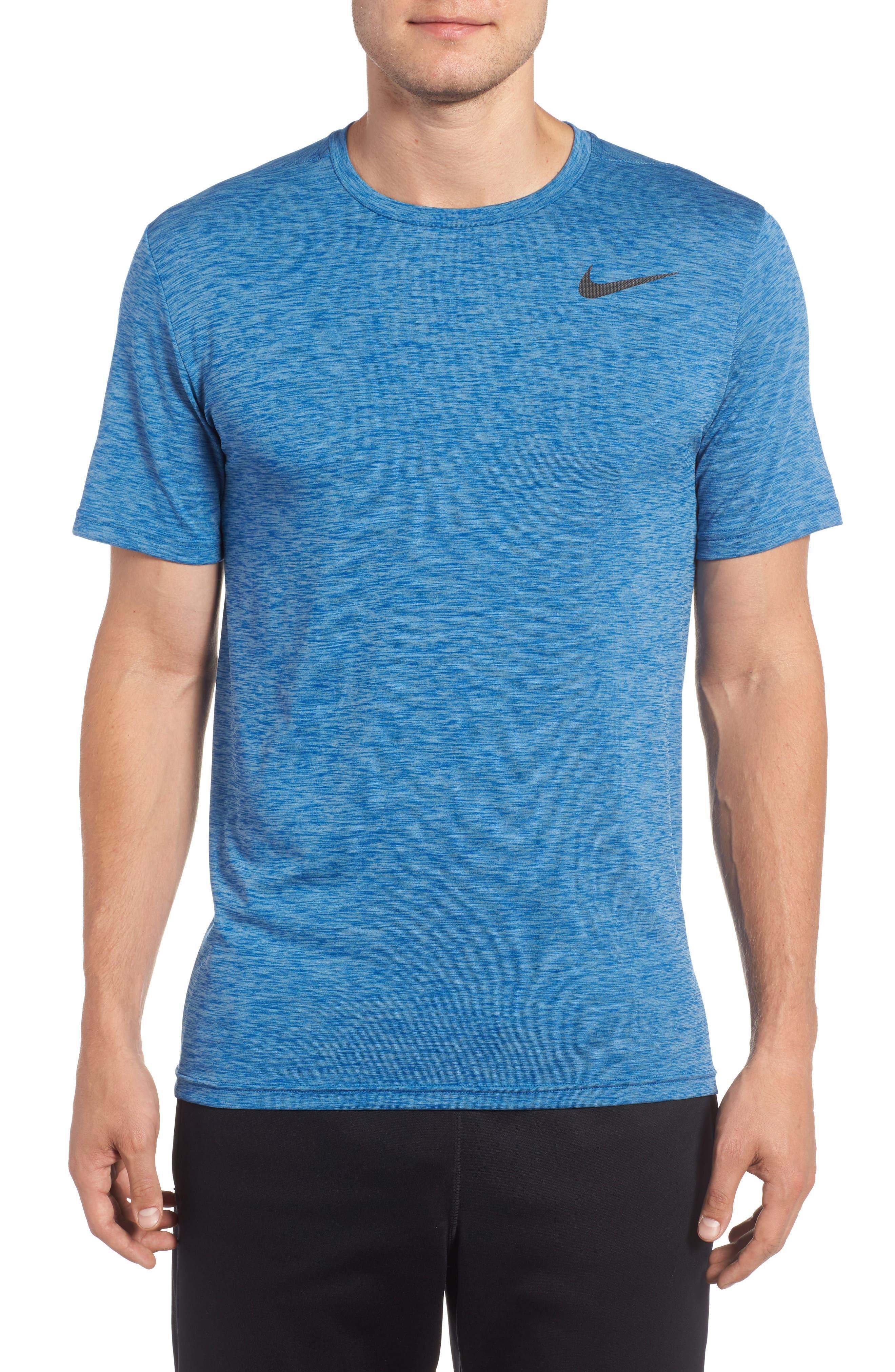 Alternate Image 1 Selected - Nike Hyper Dry Training Tee