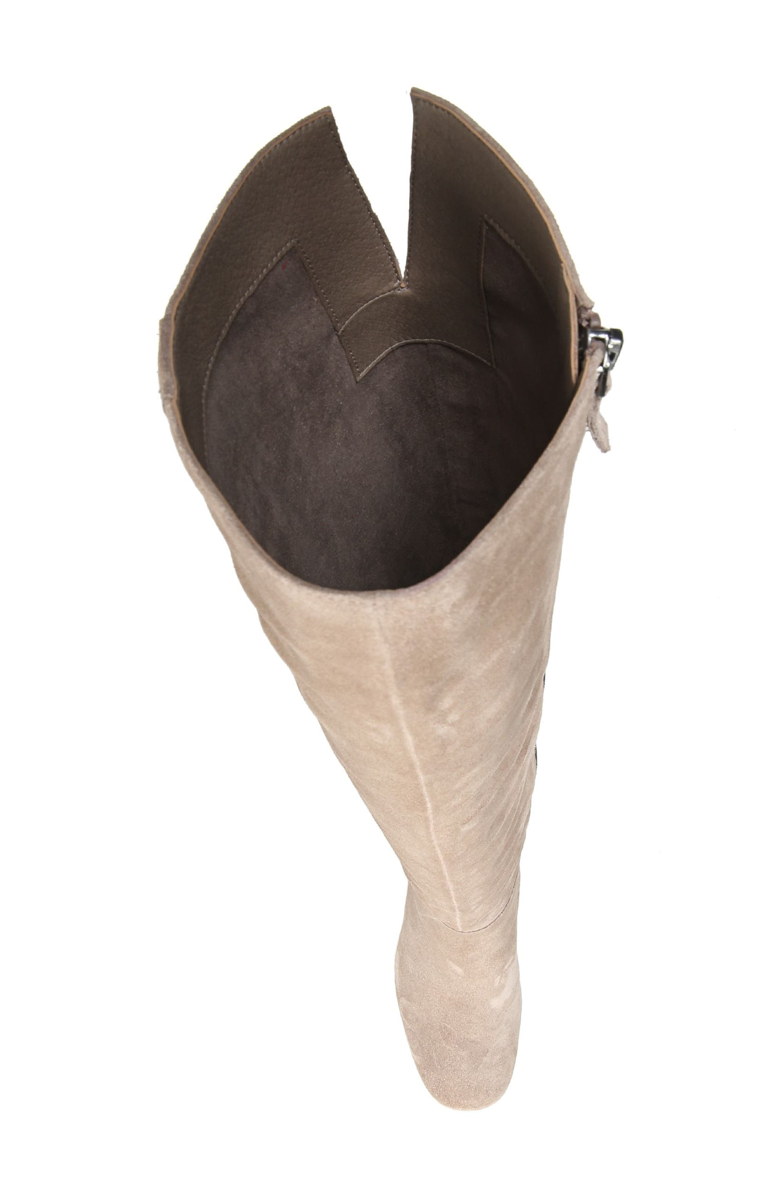 Alternate Image 5  - SARTO by Franco Sarto Laurel Over the Knee Boot (Women)