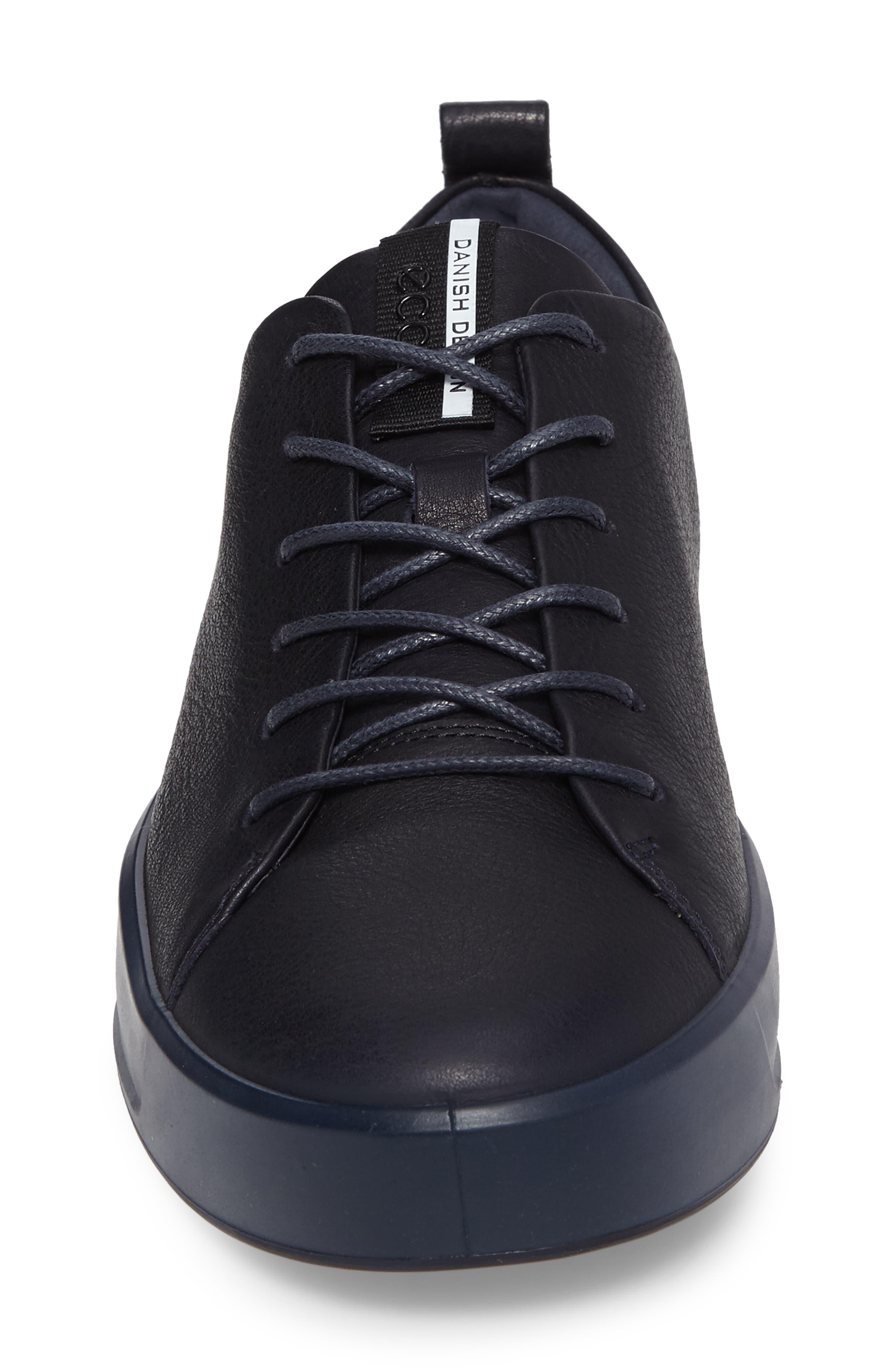 Alternate Image 4  - ECCO Soft 8 Sneaker (Men)