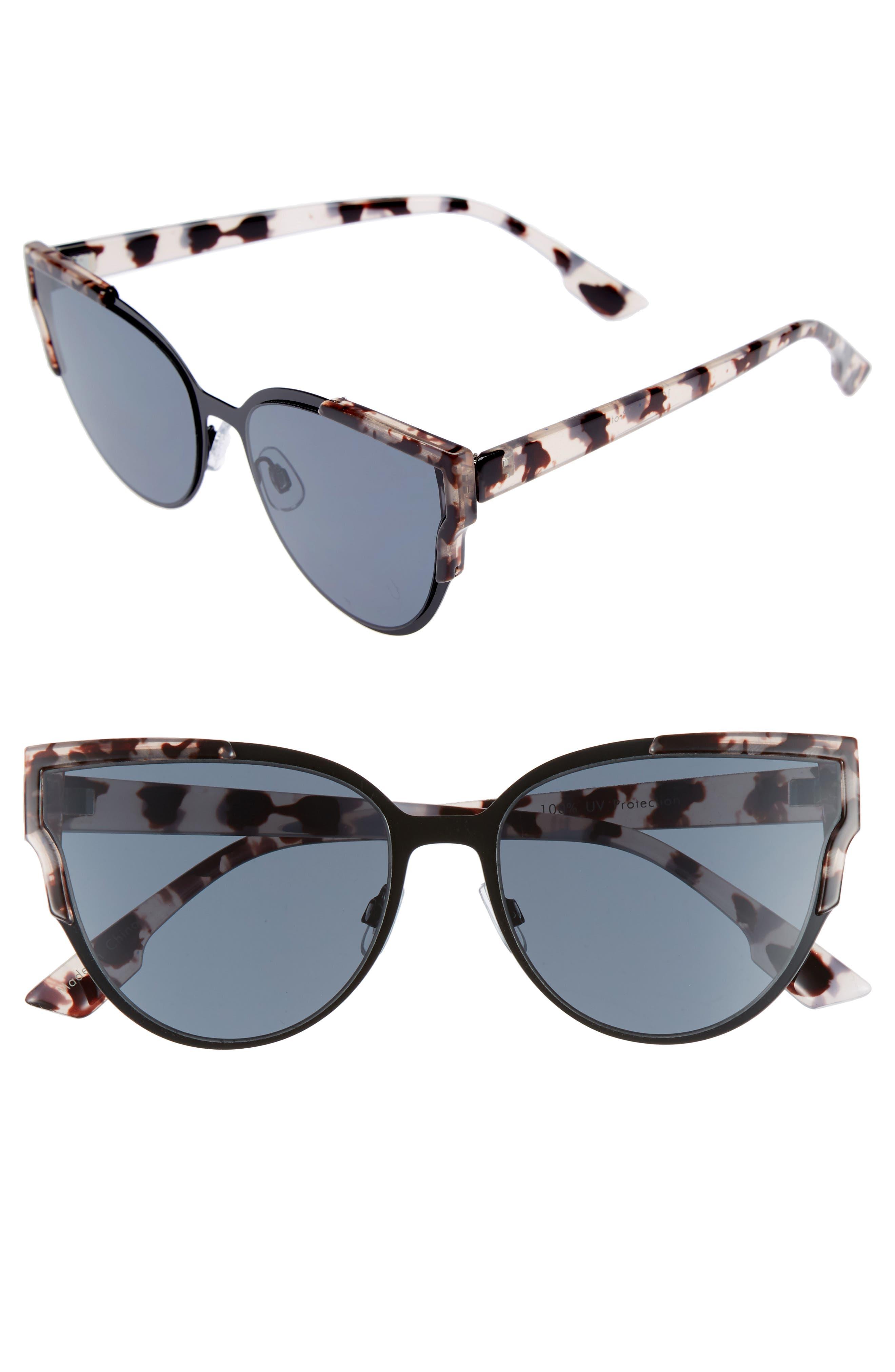 BP. 58mm Cat Eye Sunglasses